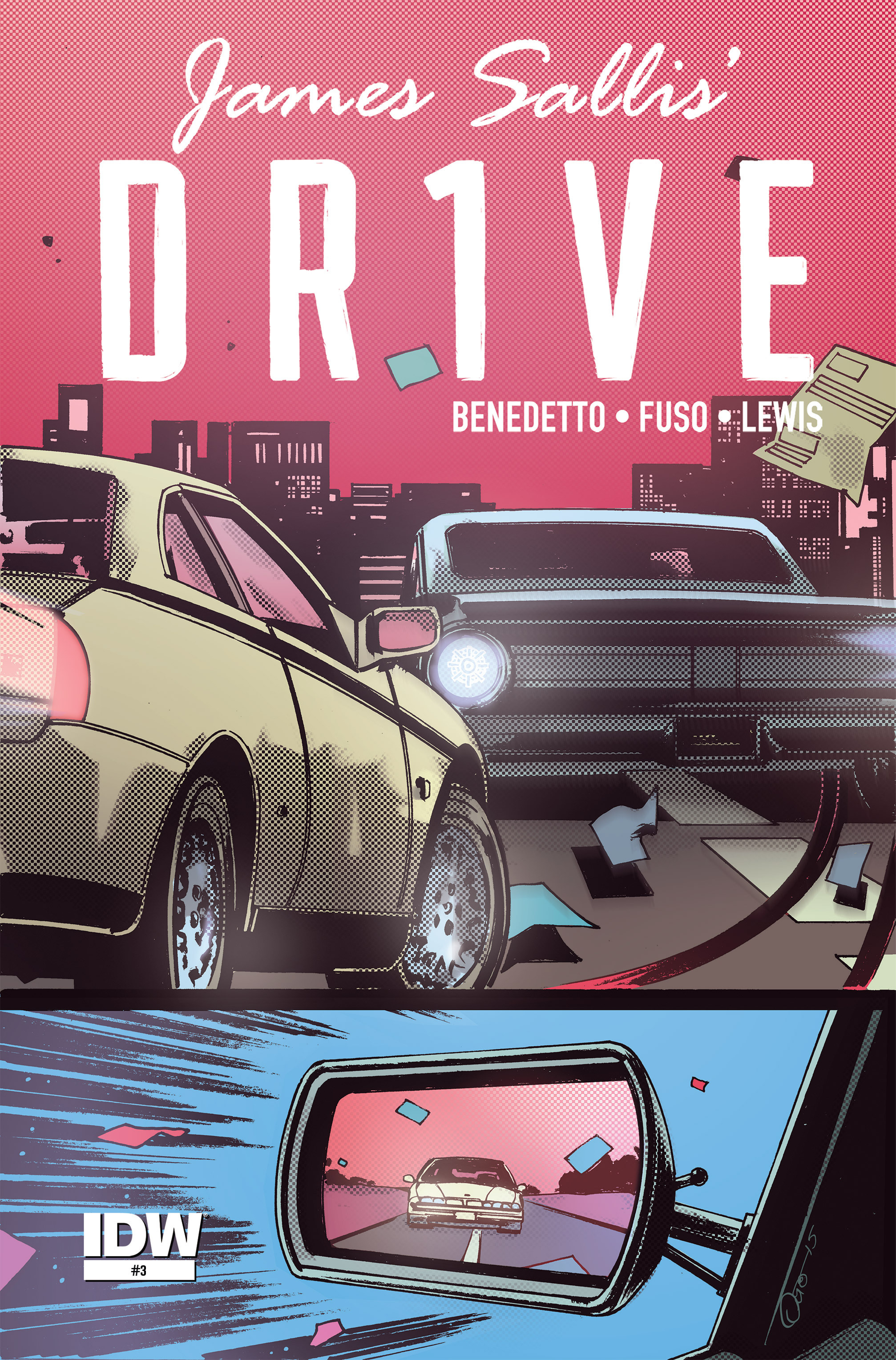Drive issue 3 - Page 1