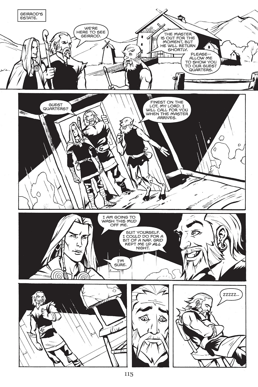 Read online Gods of Asgard comic -  Issue # TPB (Part 2) - 17