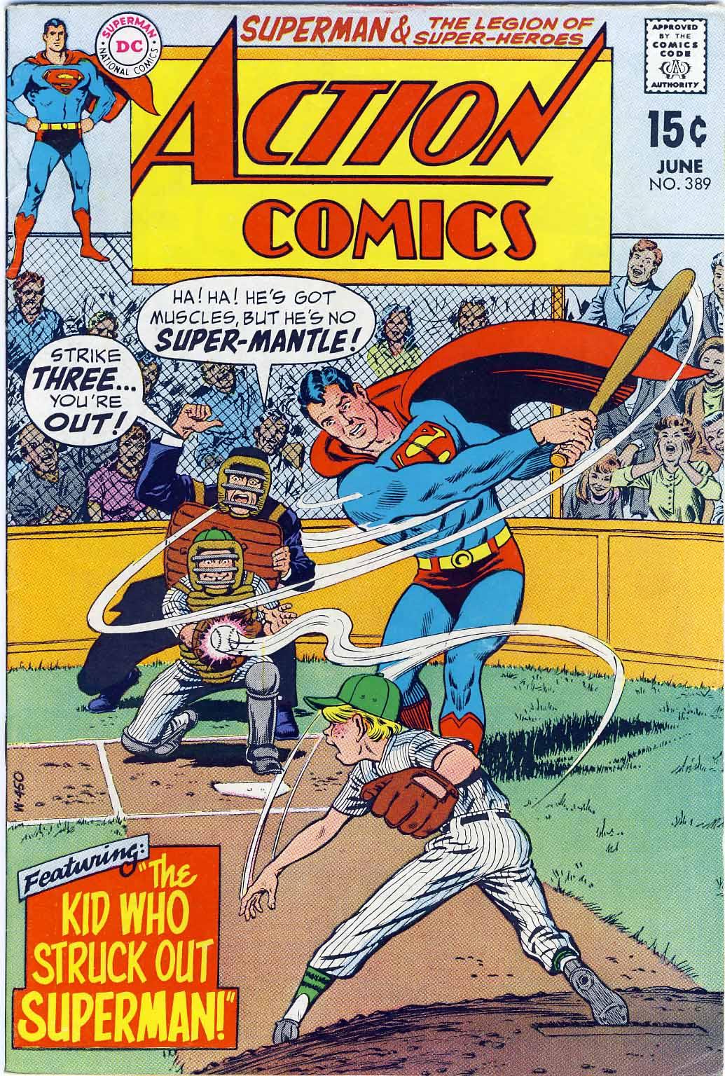 Action Comics (1938) 389 Page 1