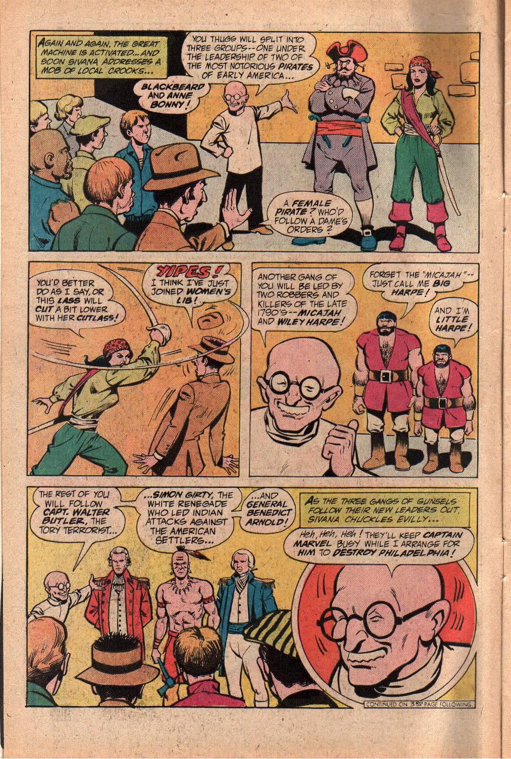 Read online Shazam! (1973) comic -  Issue #27 - 6