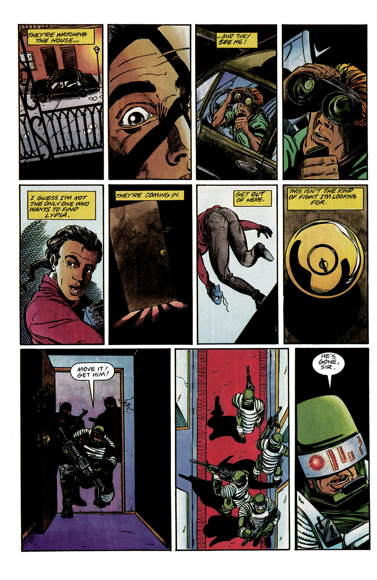 Read online Shadowman (1992) comic -  Issue #2 - 14
