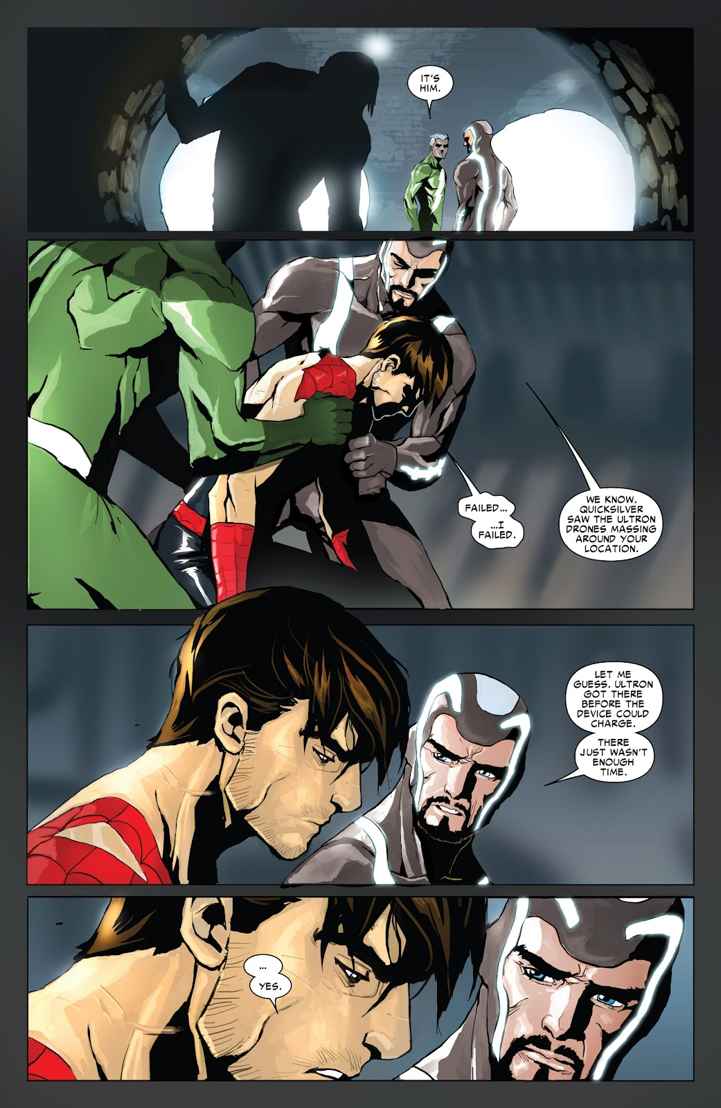 Read online Age of Ultron Companion comic -  Issue # TPB (Part 1) - 89