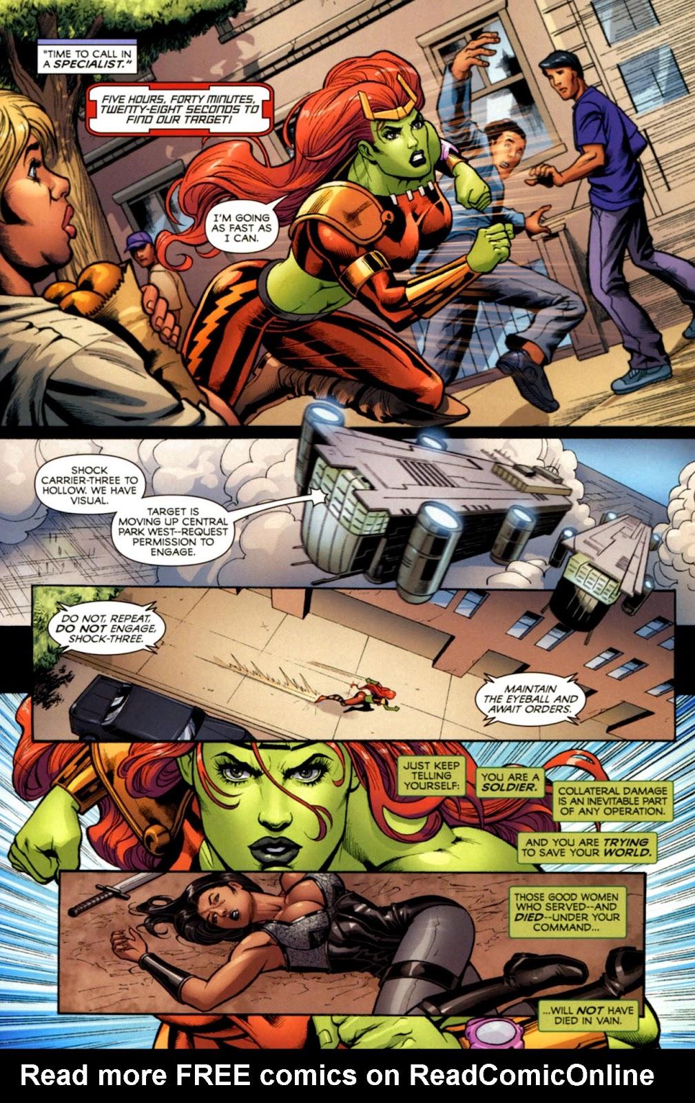 Savage She-Hulk Issue #1 #1 - English 12