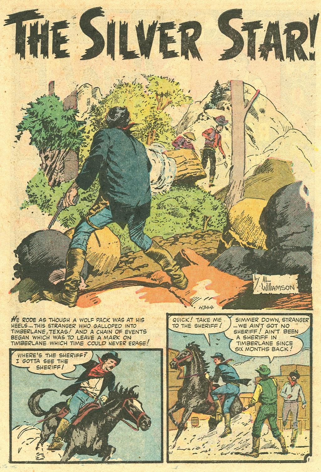 Gunsmoke Western issue 33 - Page 11