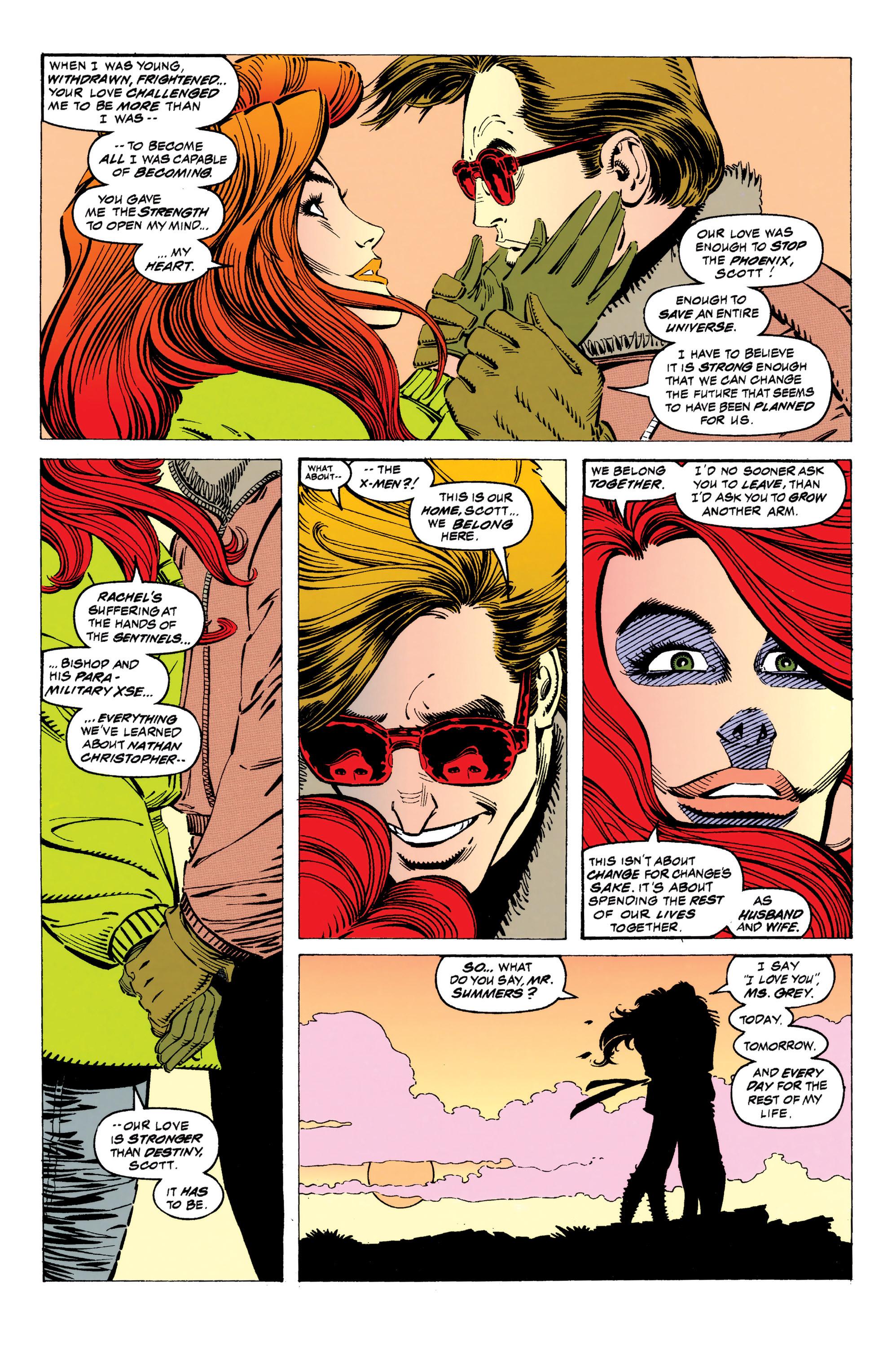Read online Uncanny X-Men (1963) comic -  Issue #308 - 17