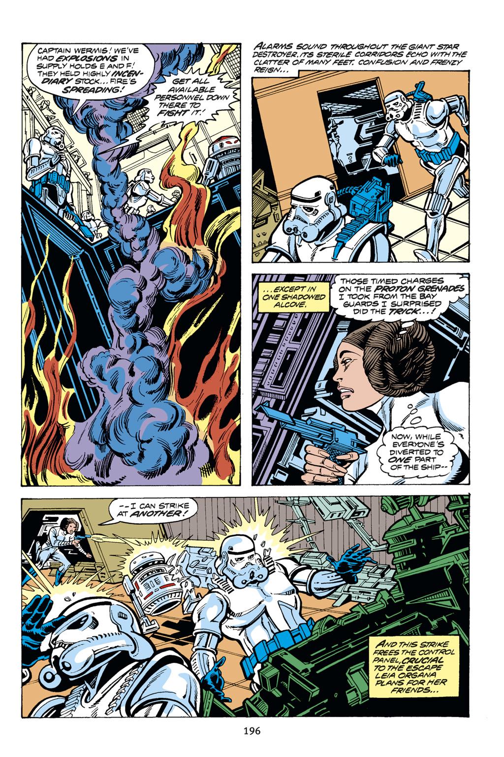 Read online Star Wars Omnibus comic -  Issue # Vol. 14 - 195