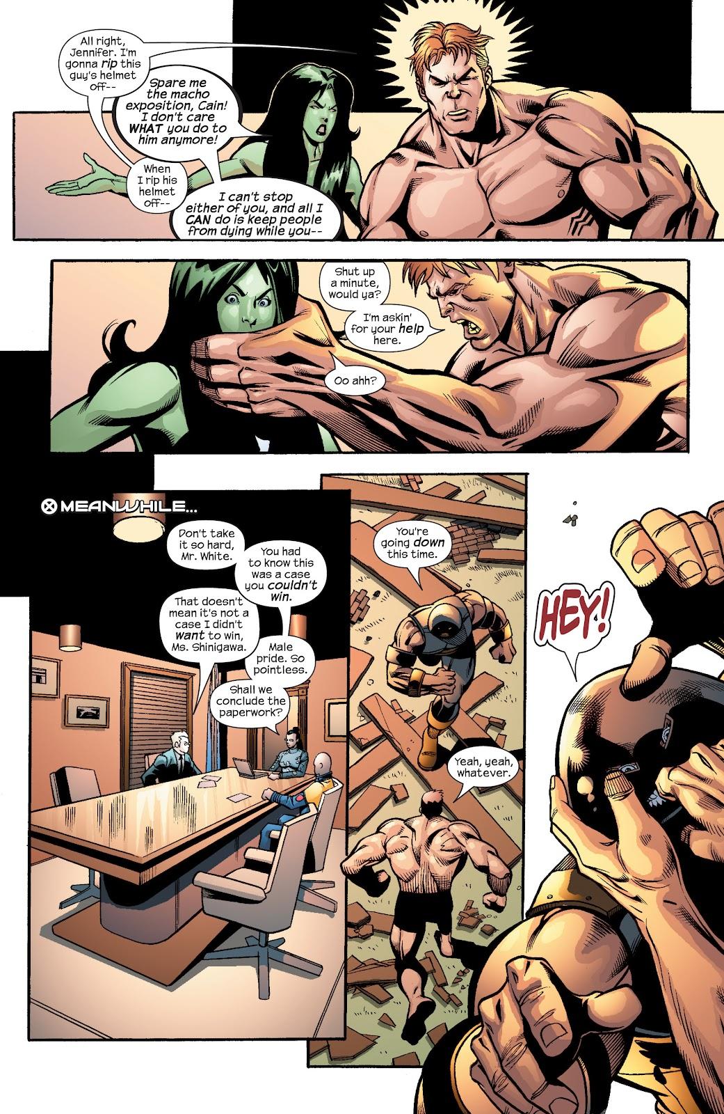 Uncanny X-Men (1963) issue 436 - Page 17