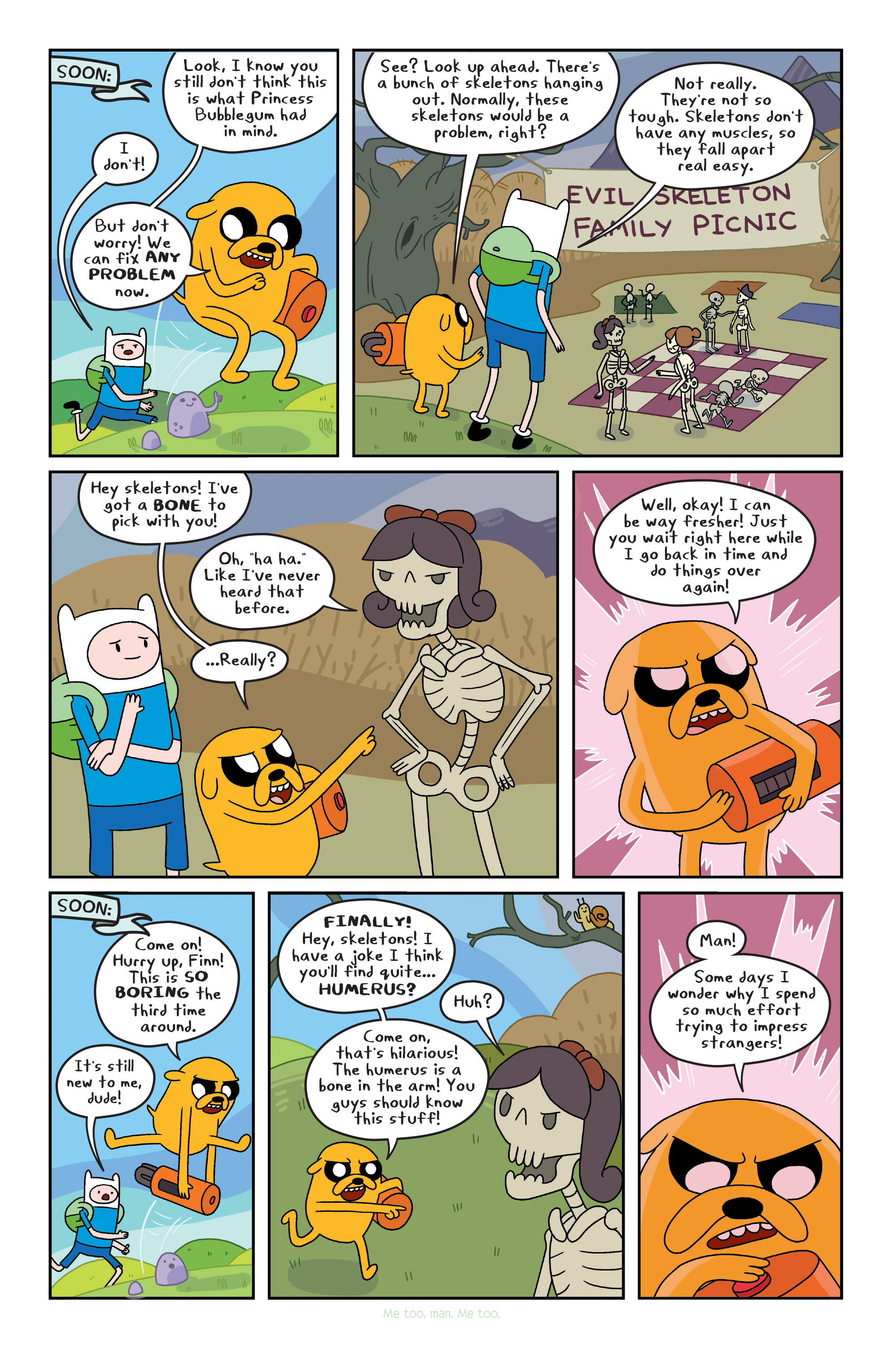 Read online Adventure Time comic -  Issue #Adventure Time _TPB 2 - 37