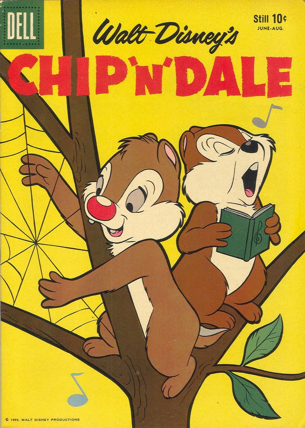 Walt Disneys Chip N Dale issue 18 - Page 1