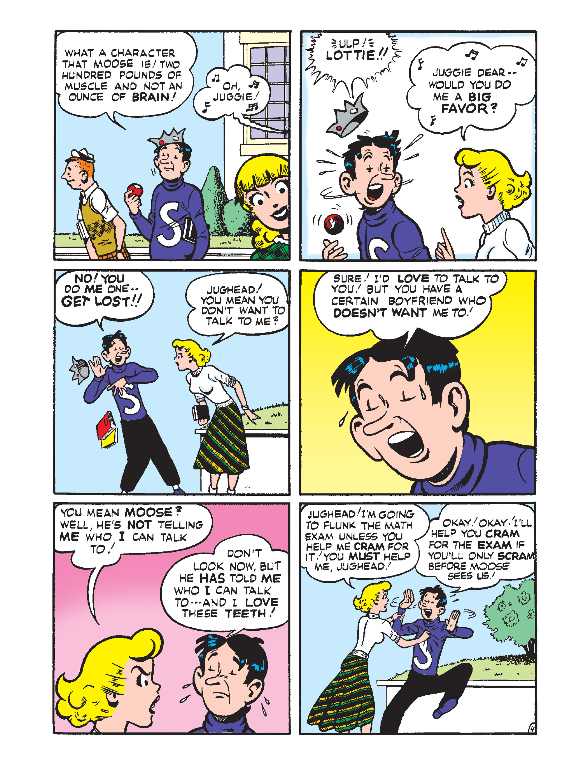 Read online Archie 1000 Page Comics Blowout! comic -  Issue # TPB (Part 2) - 42