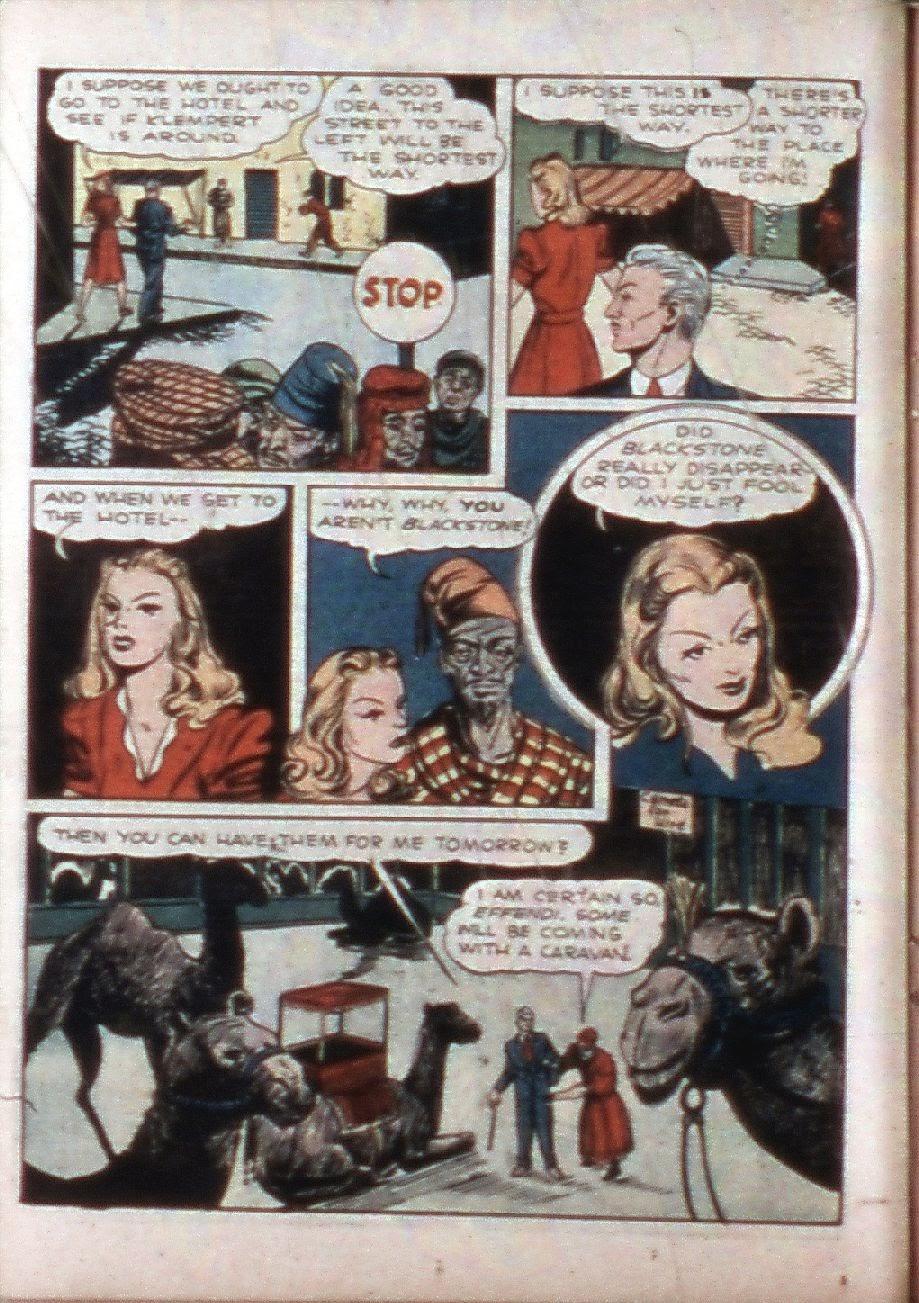 Read online Super-Magician Comics comic -  Issue #3 - 26