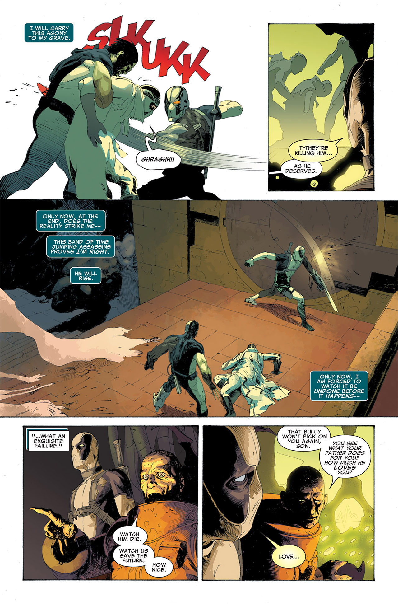 Read online Uncanny X-Force (2010) comic -  Issue #7 - 18