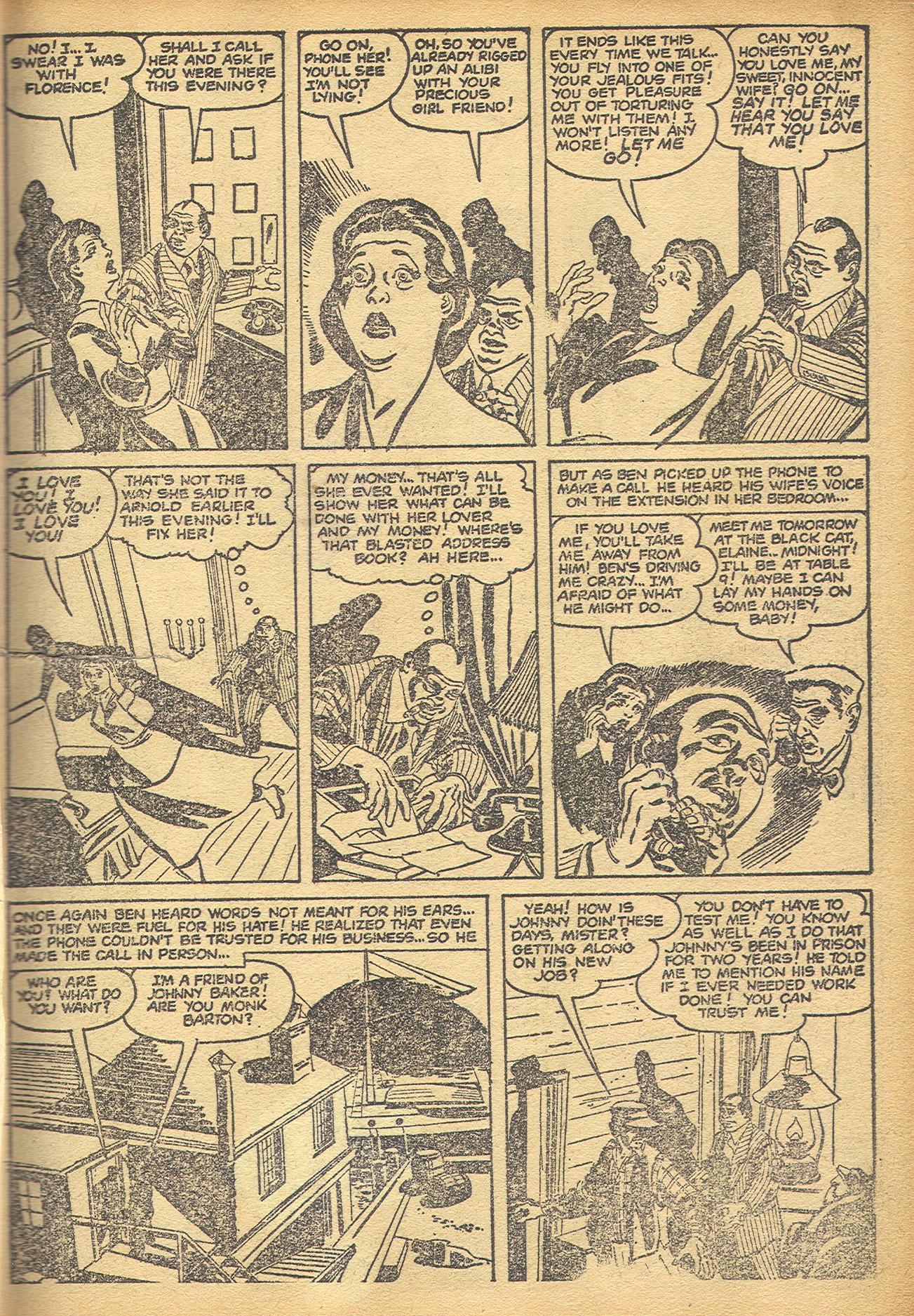 Read online Adventures into Weird Worlds comic -  Issue #8 - 18