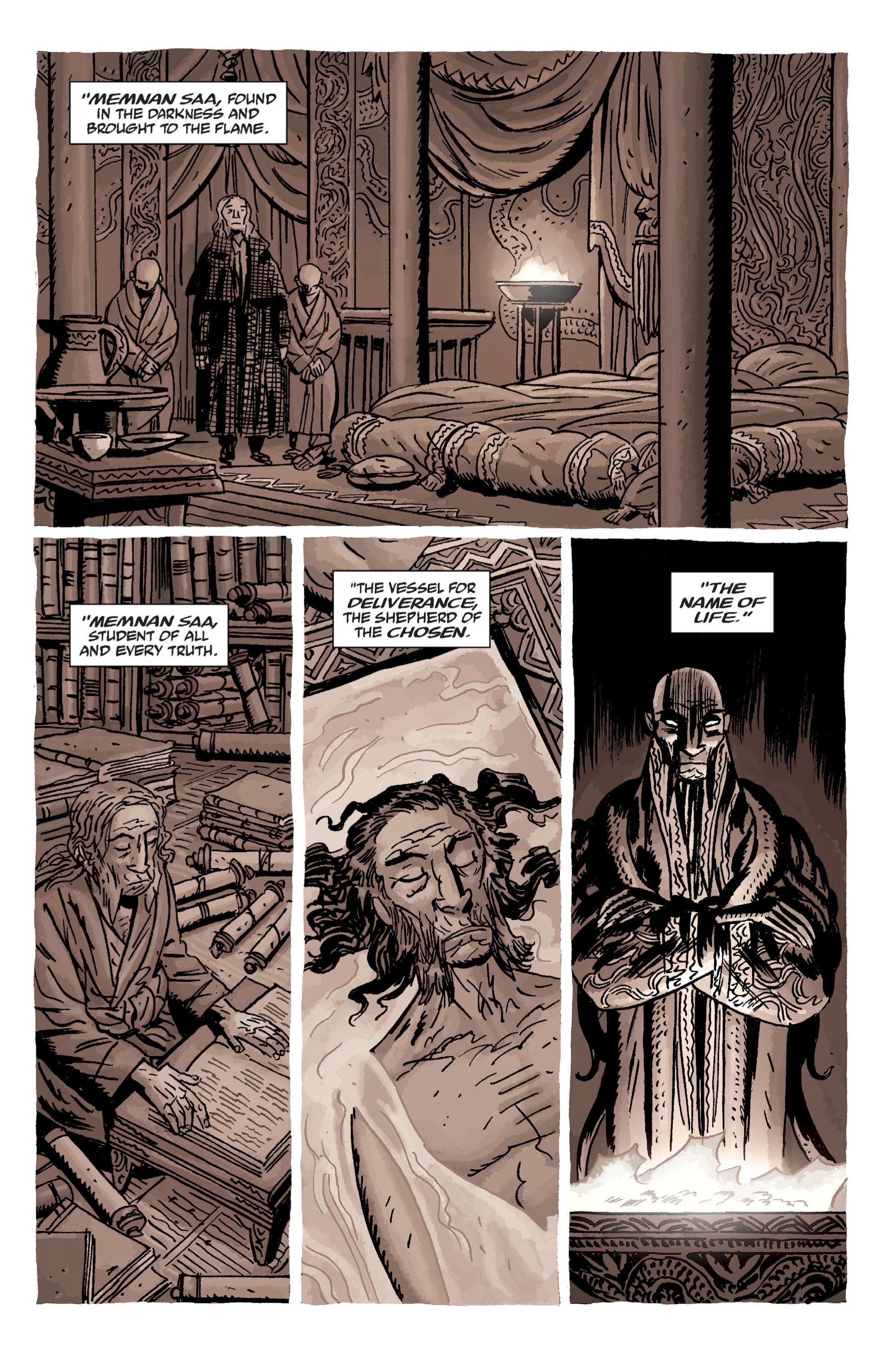 Read online B.P.R.D. (2003) comic -  Issue # TPB 11 - 75