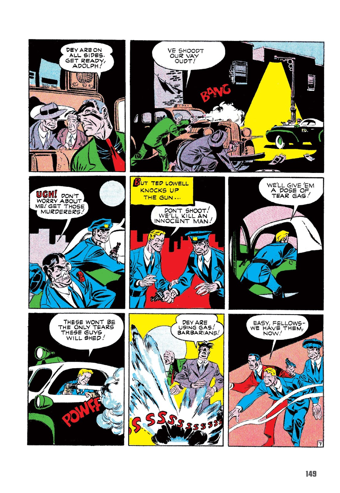 Read online The Joe Kubert Archives comic -  Issue # TPB (Part 2) - 60