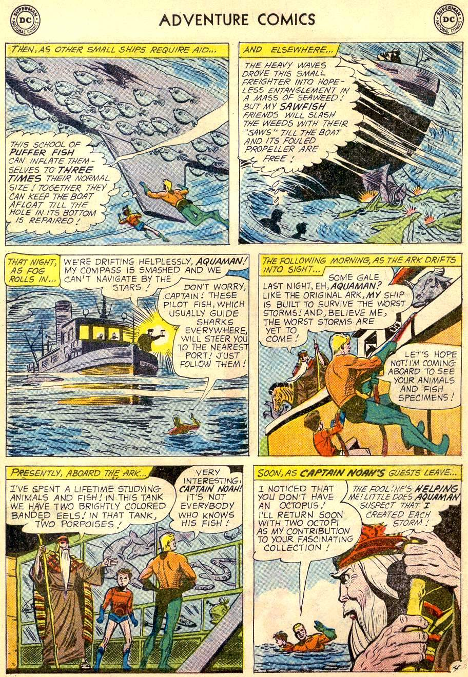 Read online Adventure Comics (1938) comic -  Issue #271 - 29
