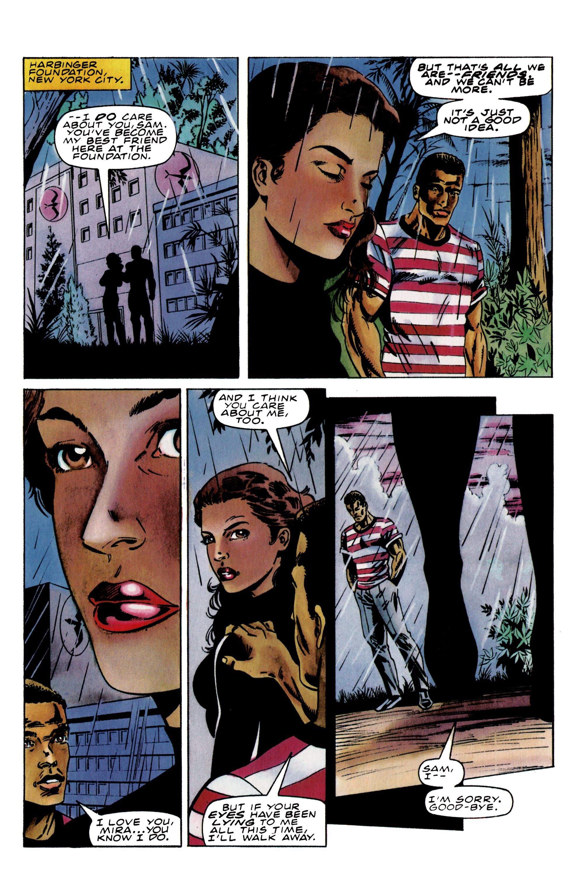 Read online Harbinger (1992) comic -  Issue #38 - 2