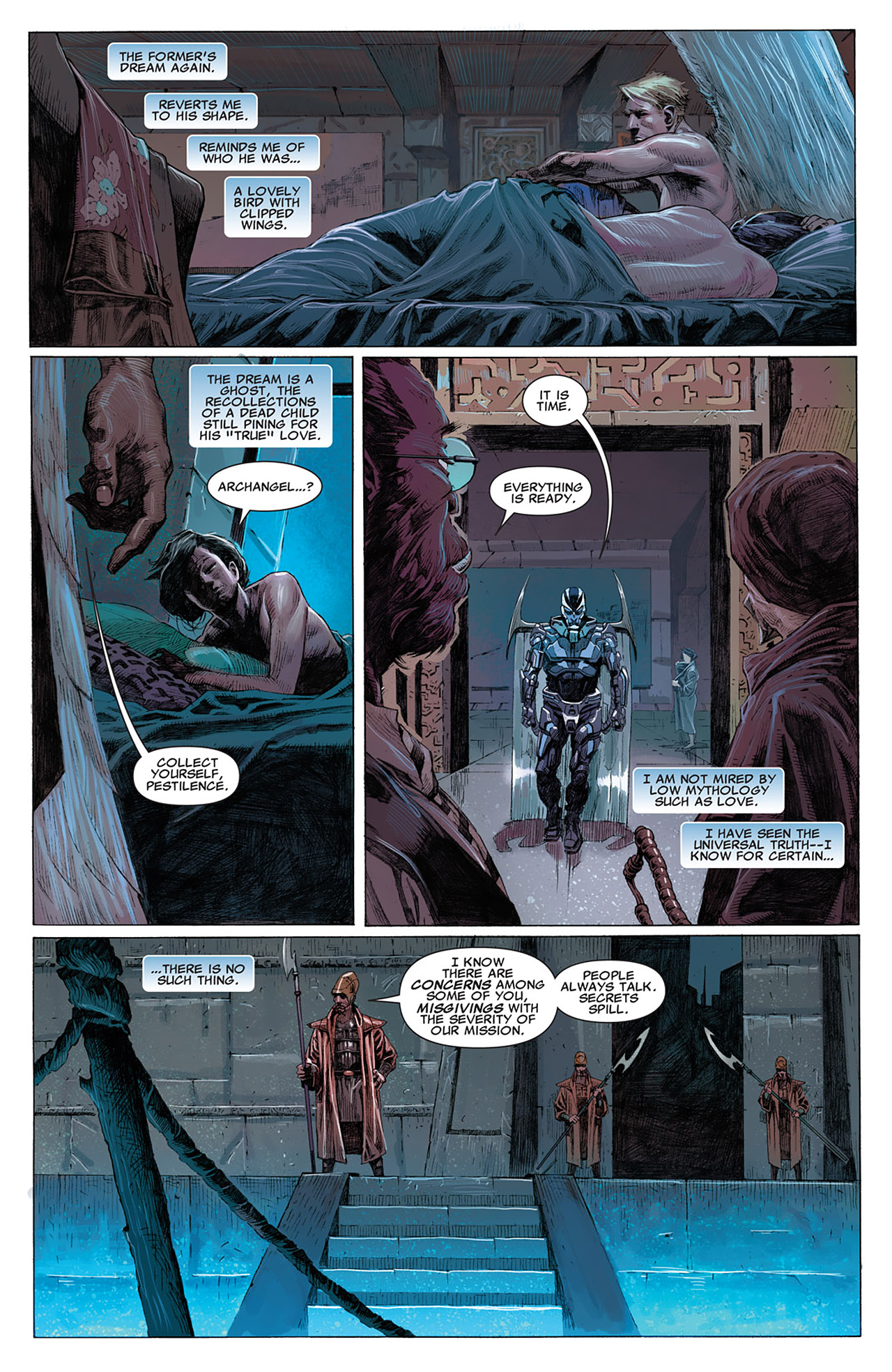 Read online Uncanny X-Force (2010) comic -  Issue #16 - 3