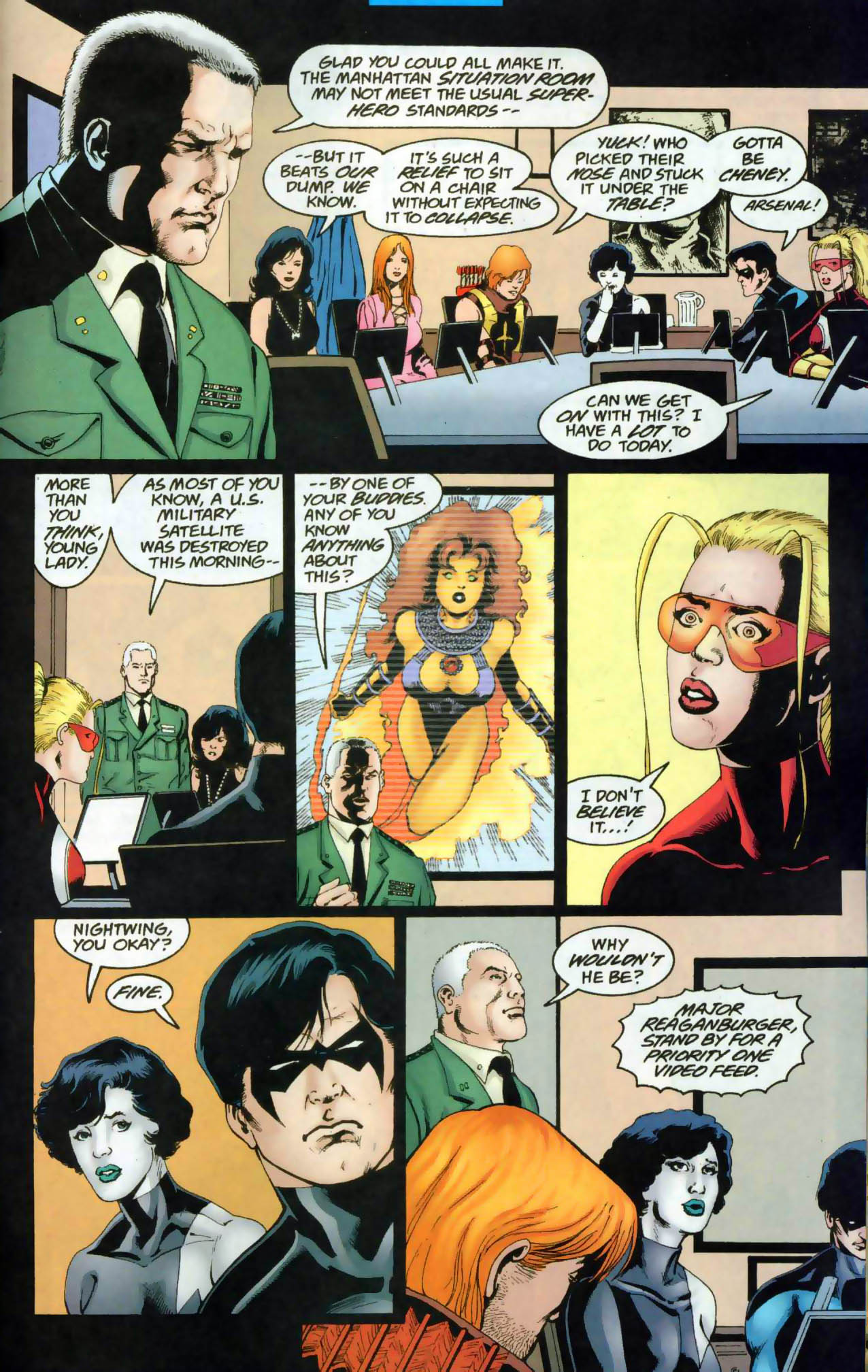 Read online The Titans (1999) comic -  Issue #48 - 8