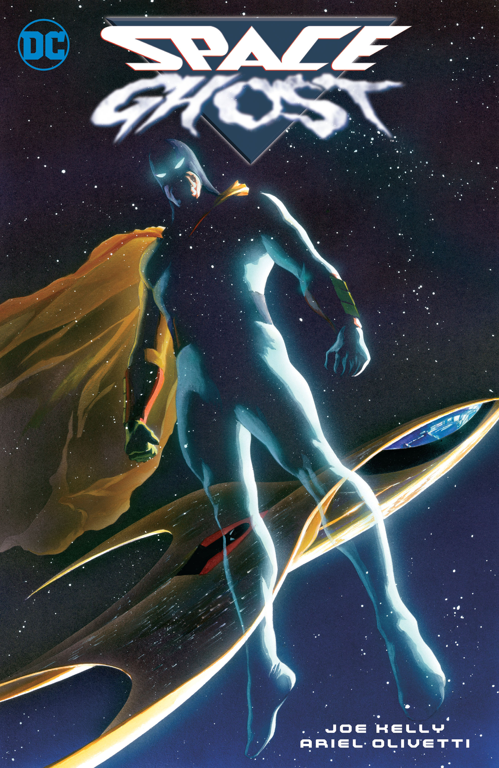 Read online Space Ghost (2016) comic -  Issue # Full - 1