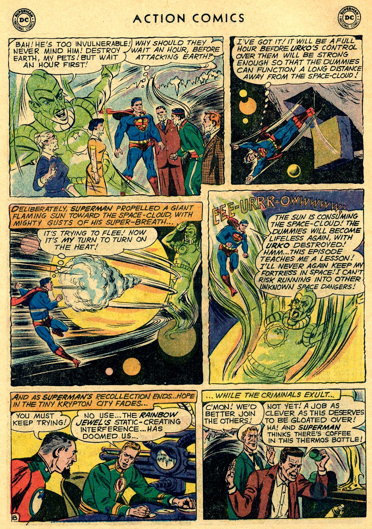 Read online Action Comics (1938) comic -  Issue #261 - 10