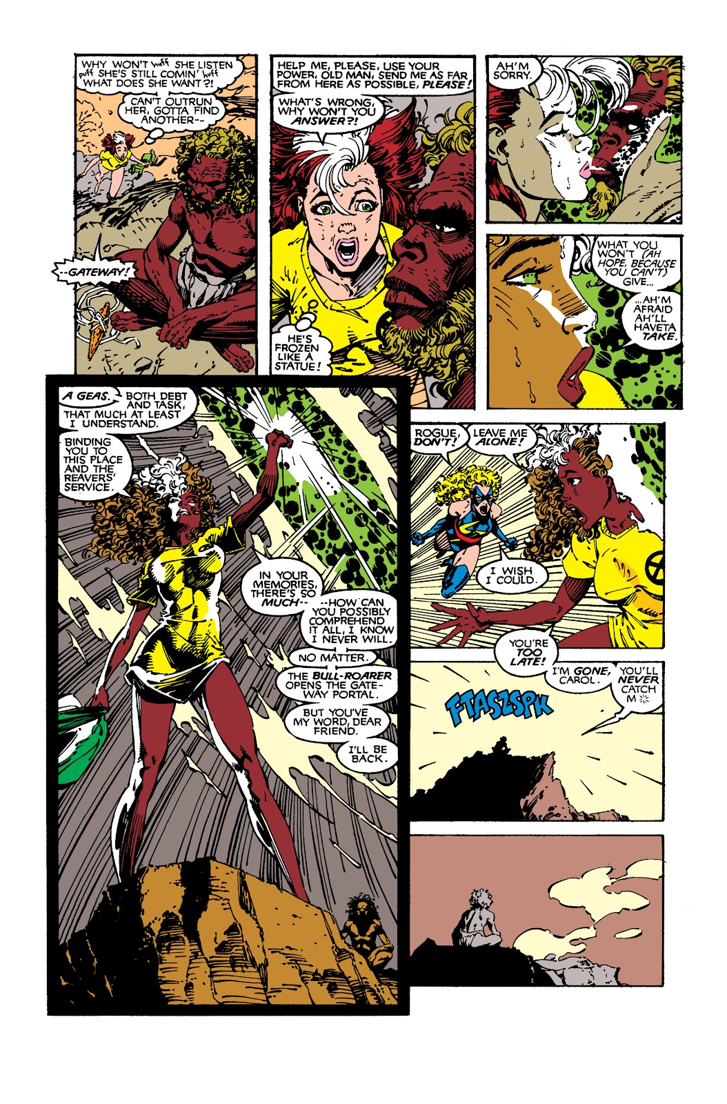Uncanny X-Men (1963) issue 269 - Page 9