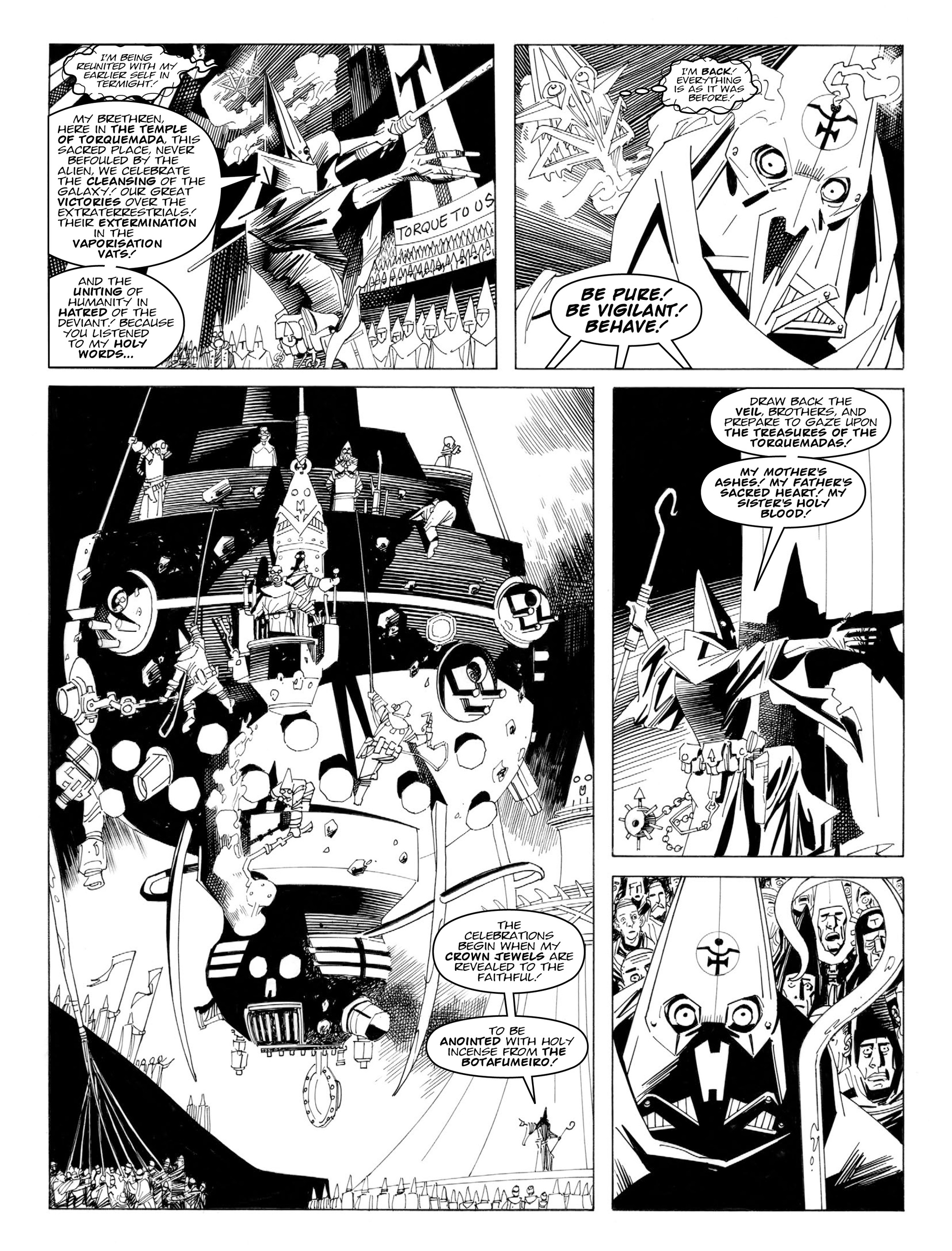 Read online 2000 AD comic -  Issue #2000 - 20