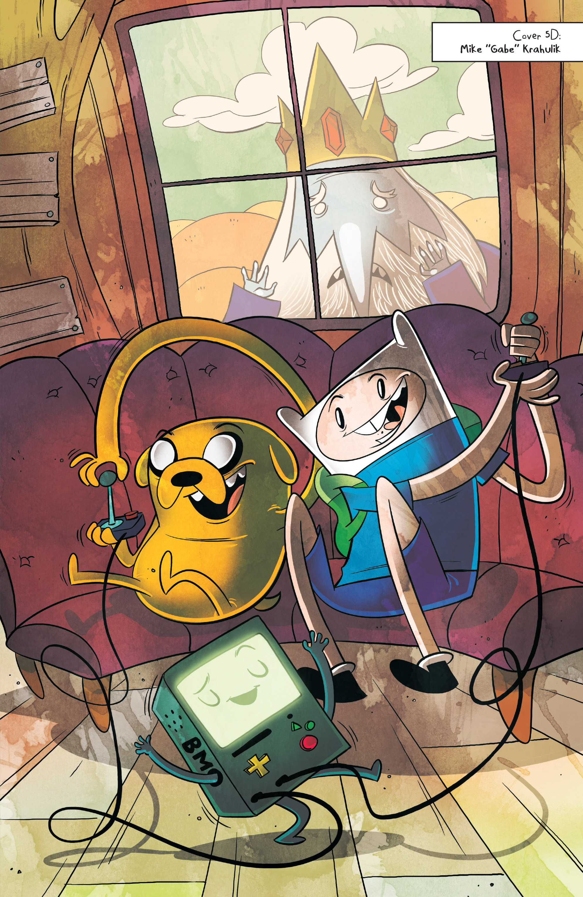 Read online Adventure Time comic -  Issue #Adventure Time _TPB 2 - 97