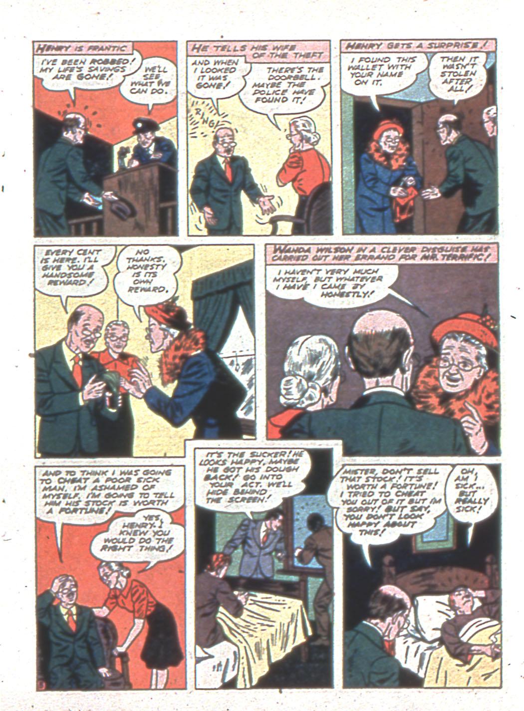 Read online Sensation (Mystery) Comics comic -  Issue #6 - 29