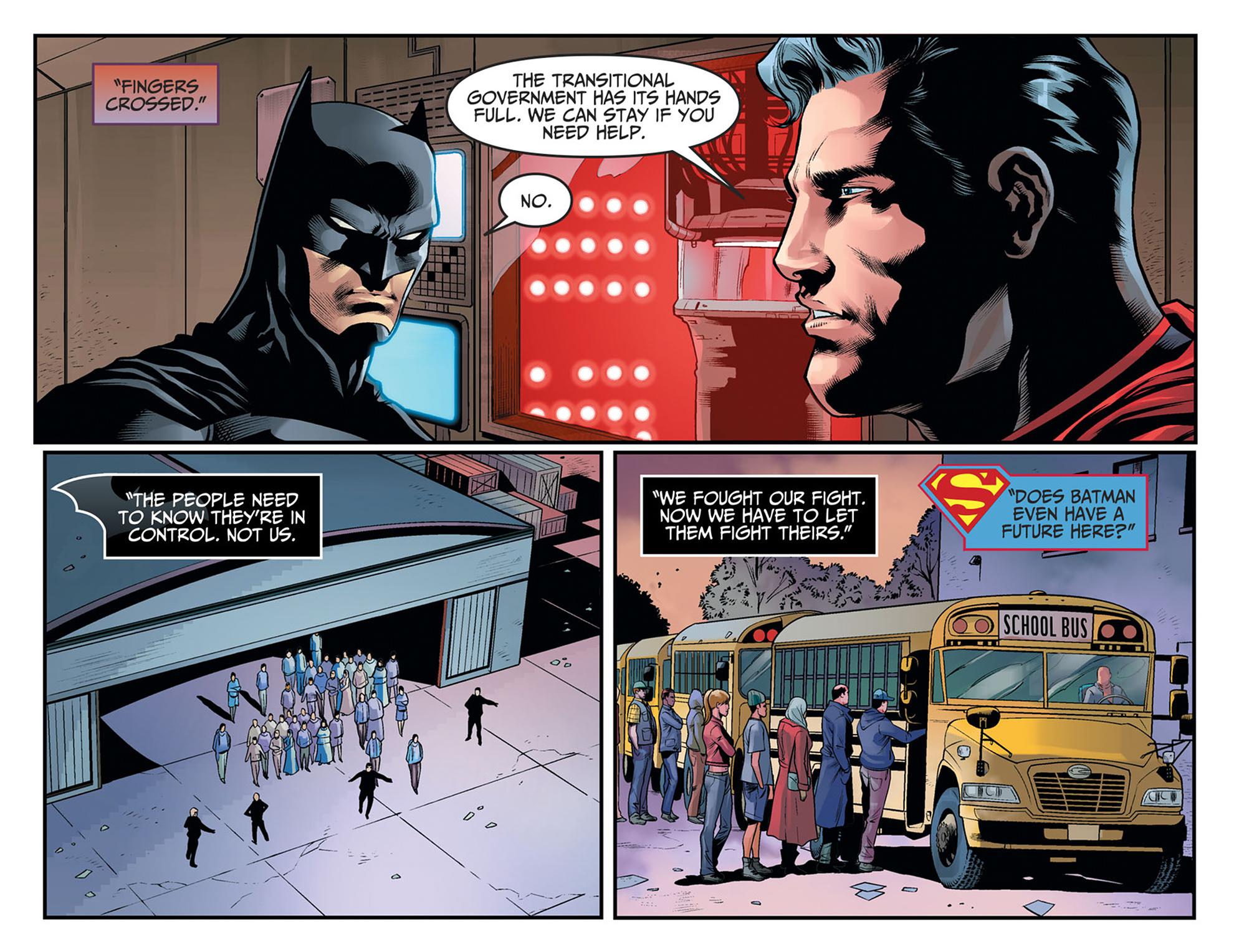 Read online Injustice: Ground Zero comic -  Issue #24 - 16