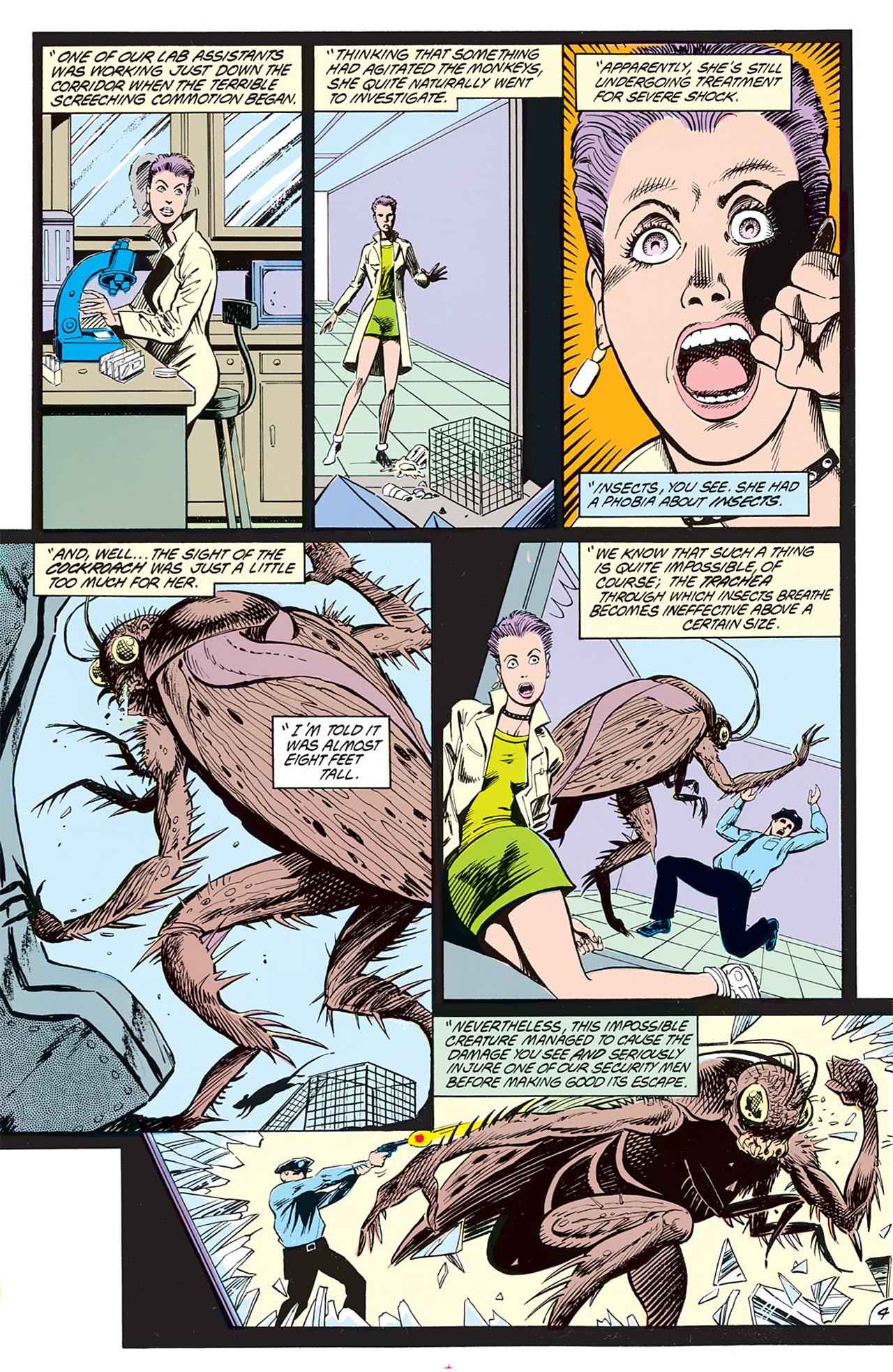 Read online Animal Man (1988) comic -  Issue #2 - 6
