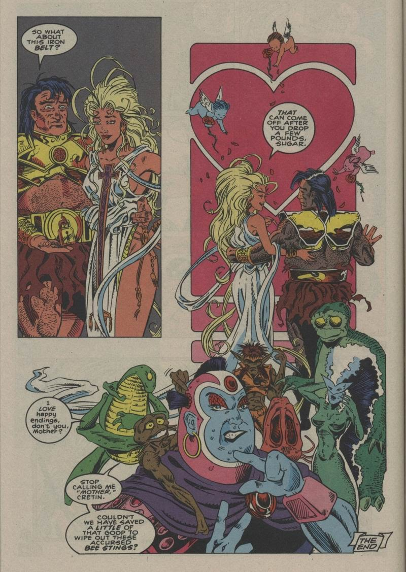 Excalibur (1988) issue Annual 1 - Page 52