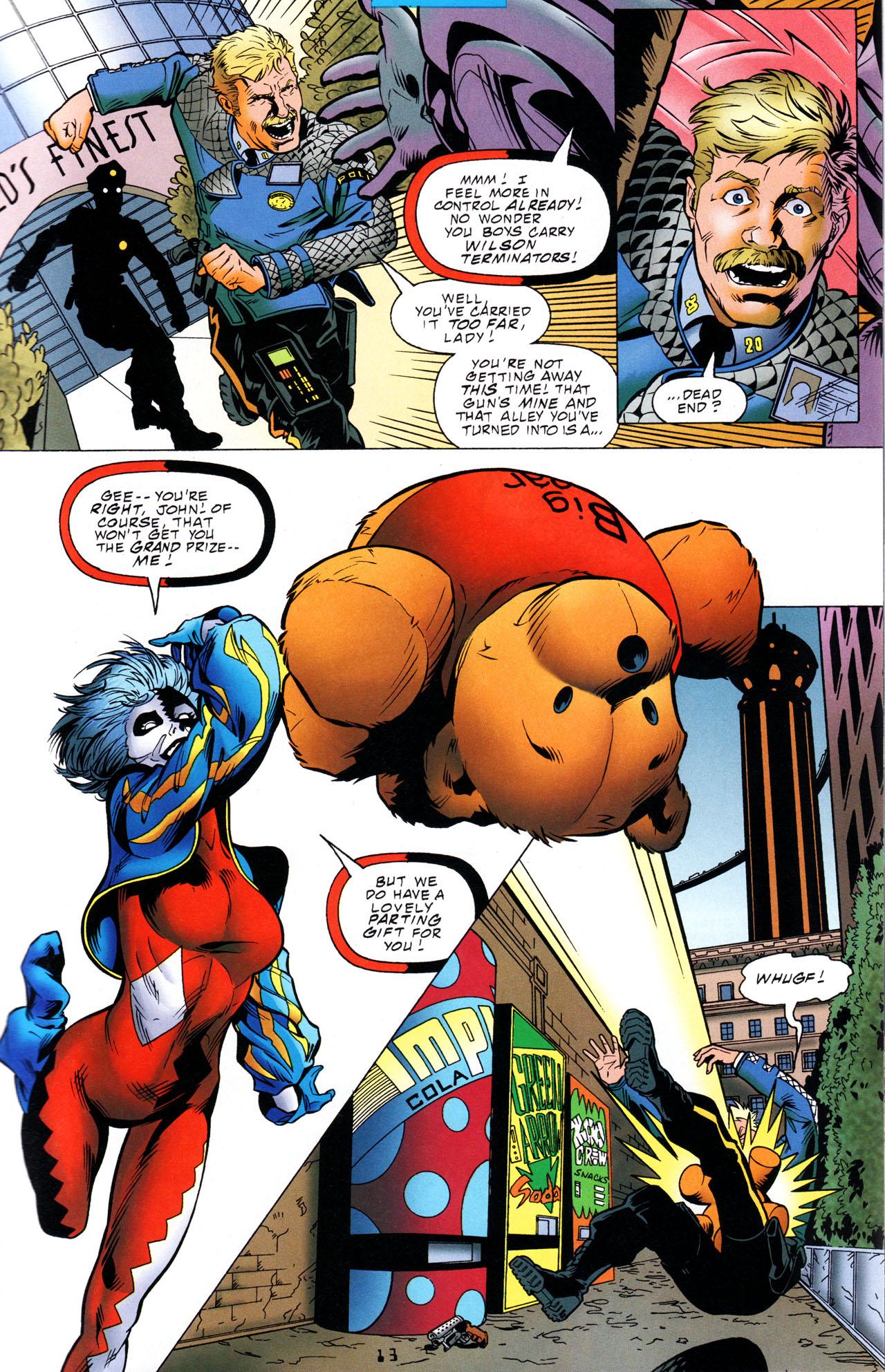 Read online Tangent Comics/ The Joker comic -  Issue # Full - 14