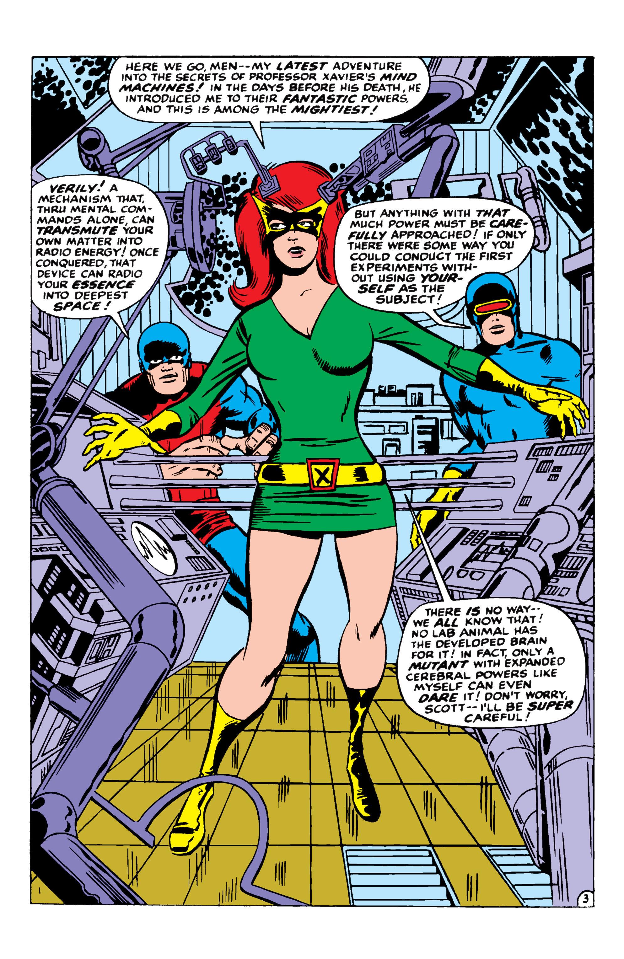 Uncanny X-Men (1963) 53 Page 3