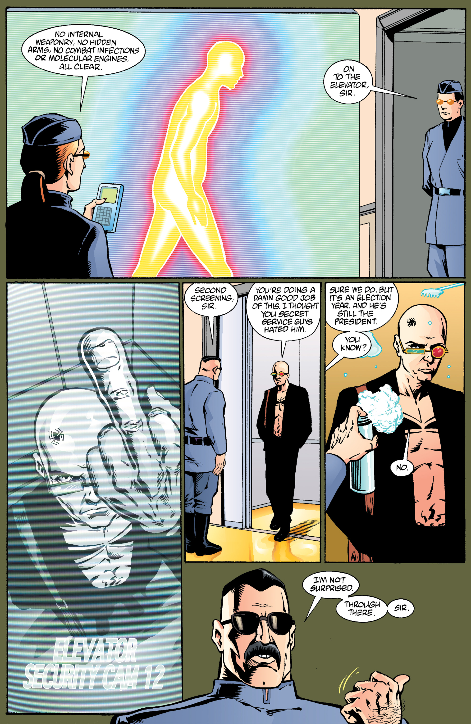 Read online Transmetropolitan comic -  Issue #21 - 6