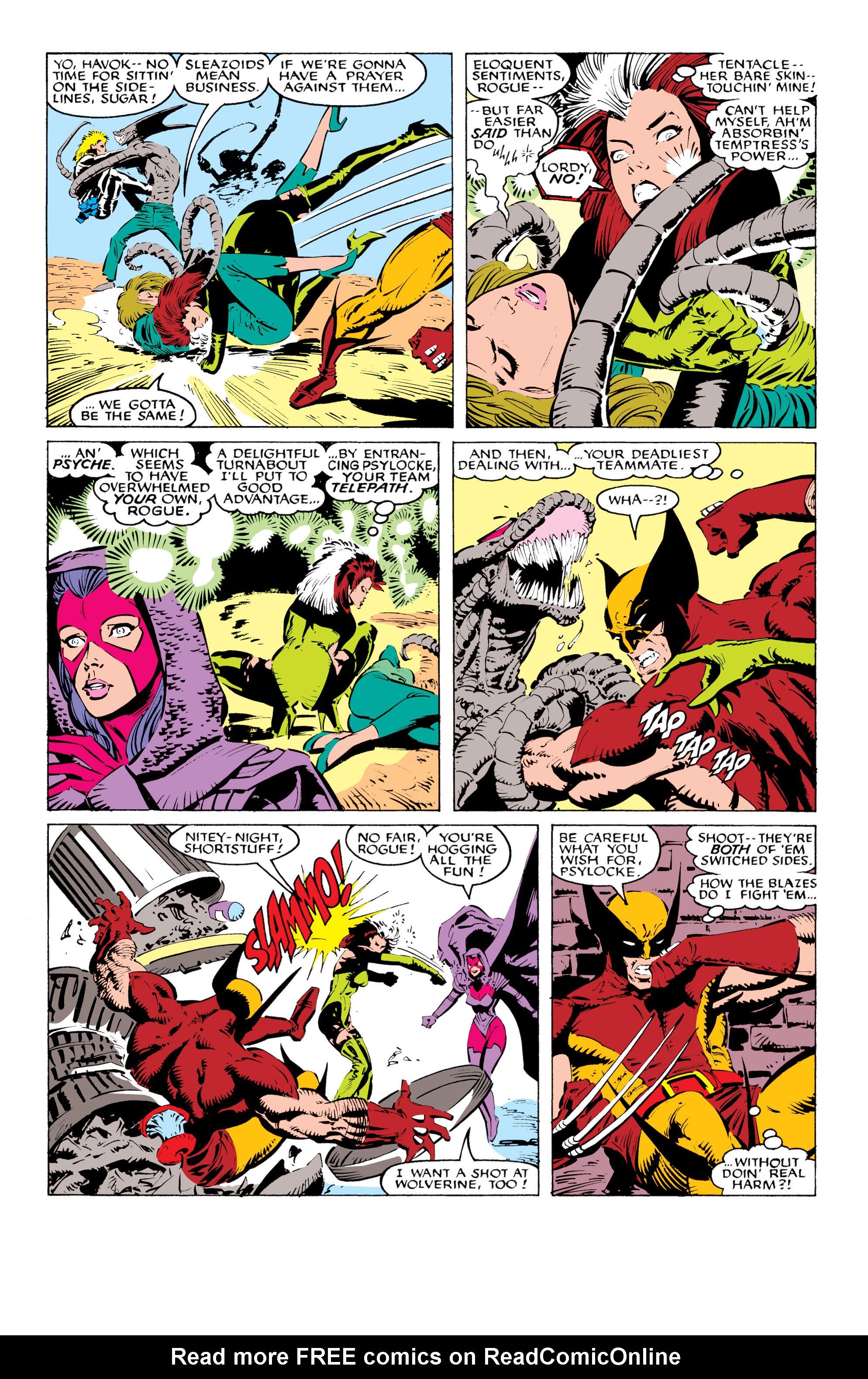 Read online Uncanny X-Men (1963) comic -  Issue #233 - 6