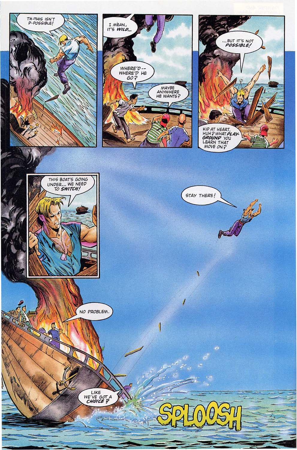 Read online Charlemagne comic -  Issue #1 - 38