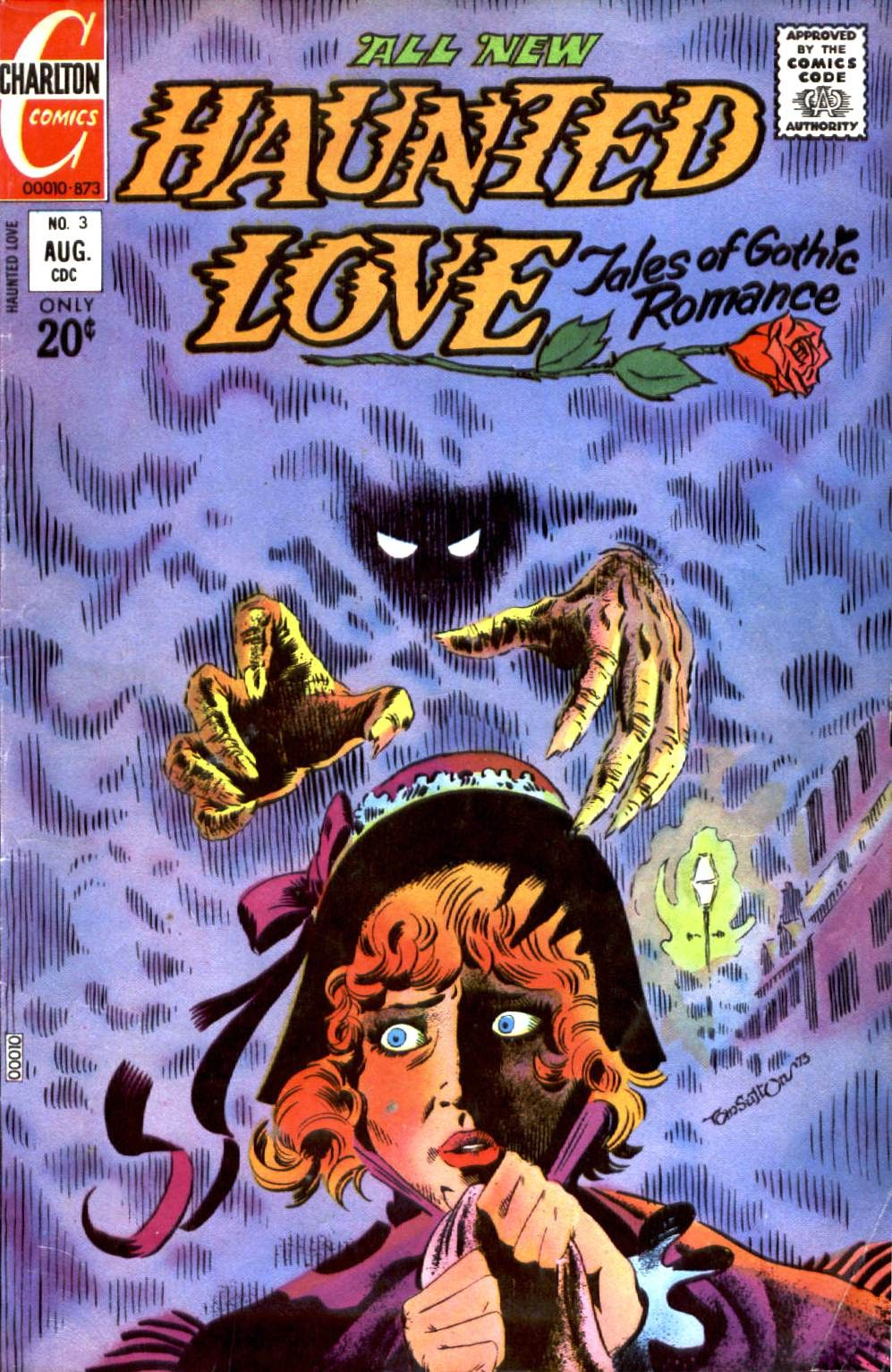 Haunted Love (1973) issue 3 - Page 1