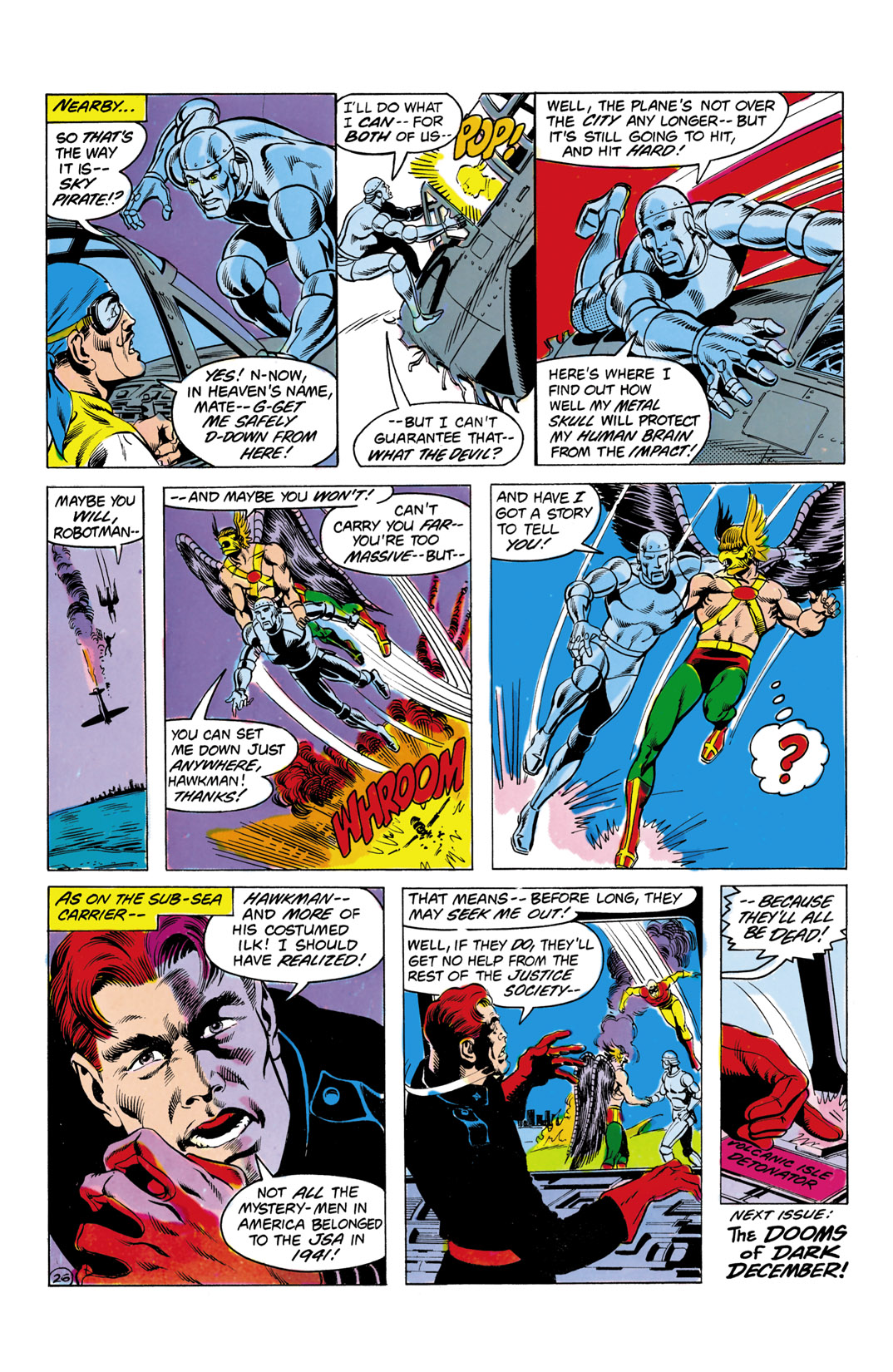 Read online All-Star Squadron comic -  Issue #2 - 27