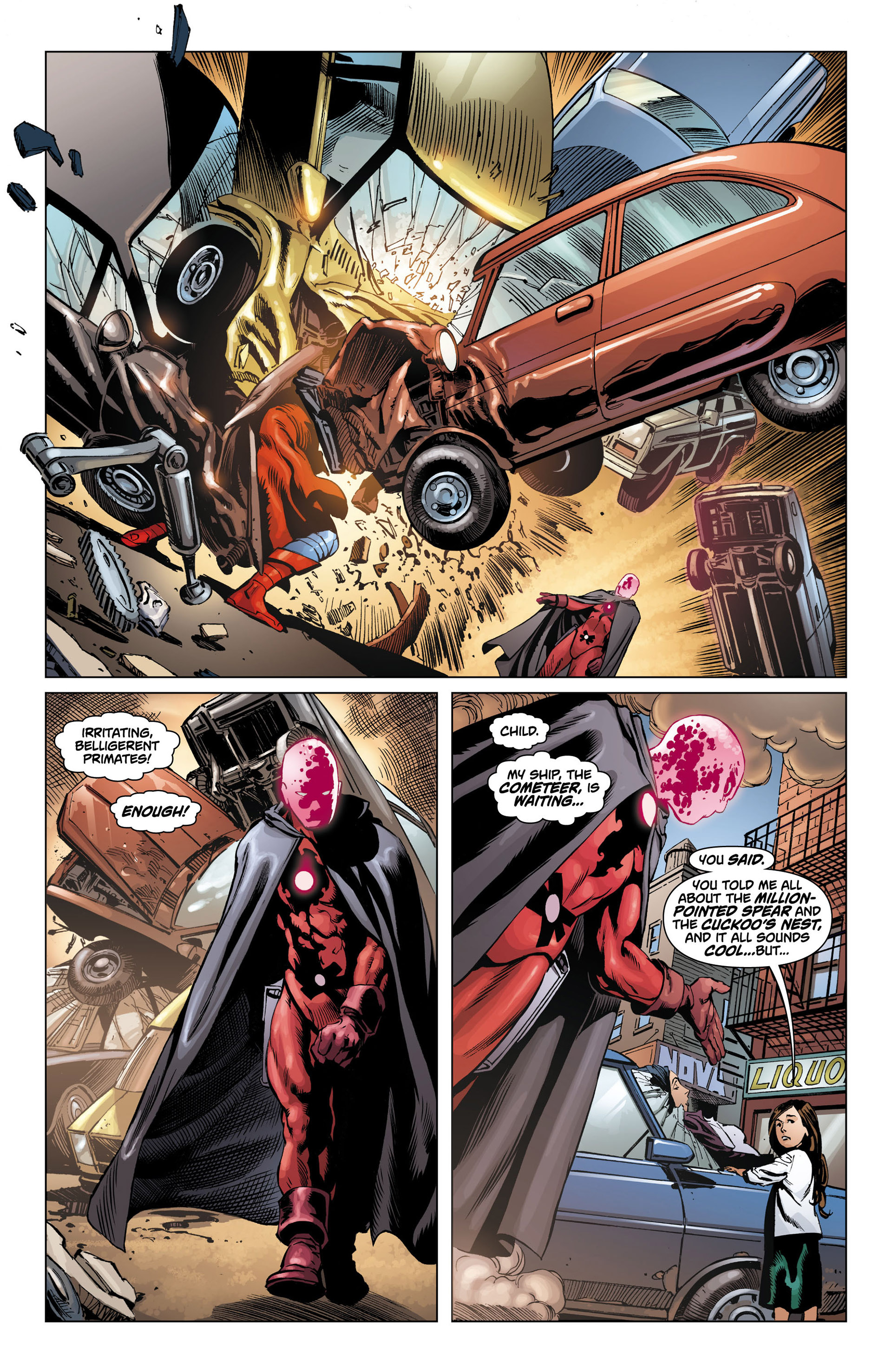 Read online Action Comics (2011) comic -  Issue #12 - 9