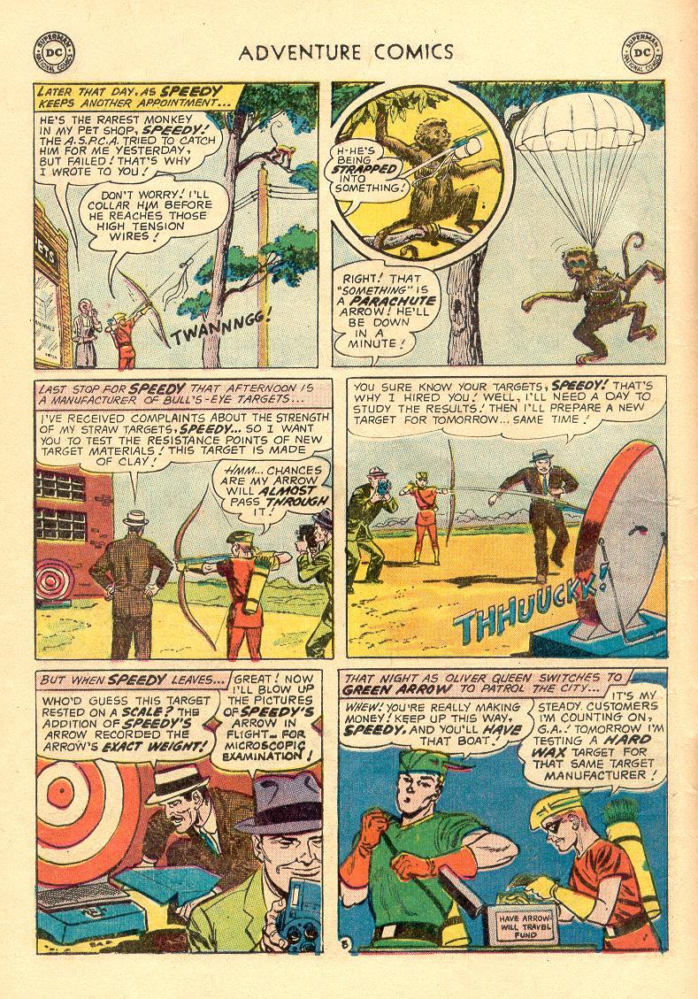 Read online Adventure Comics (1938) comic -  Issue #263 - 19