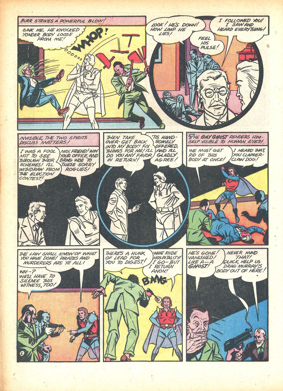 Read online Sensation (Mystery) Comics comic -  Issue #13 - 30