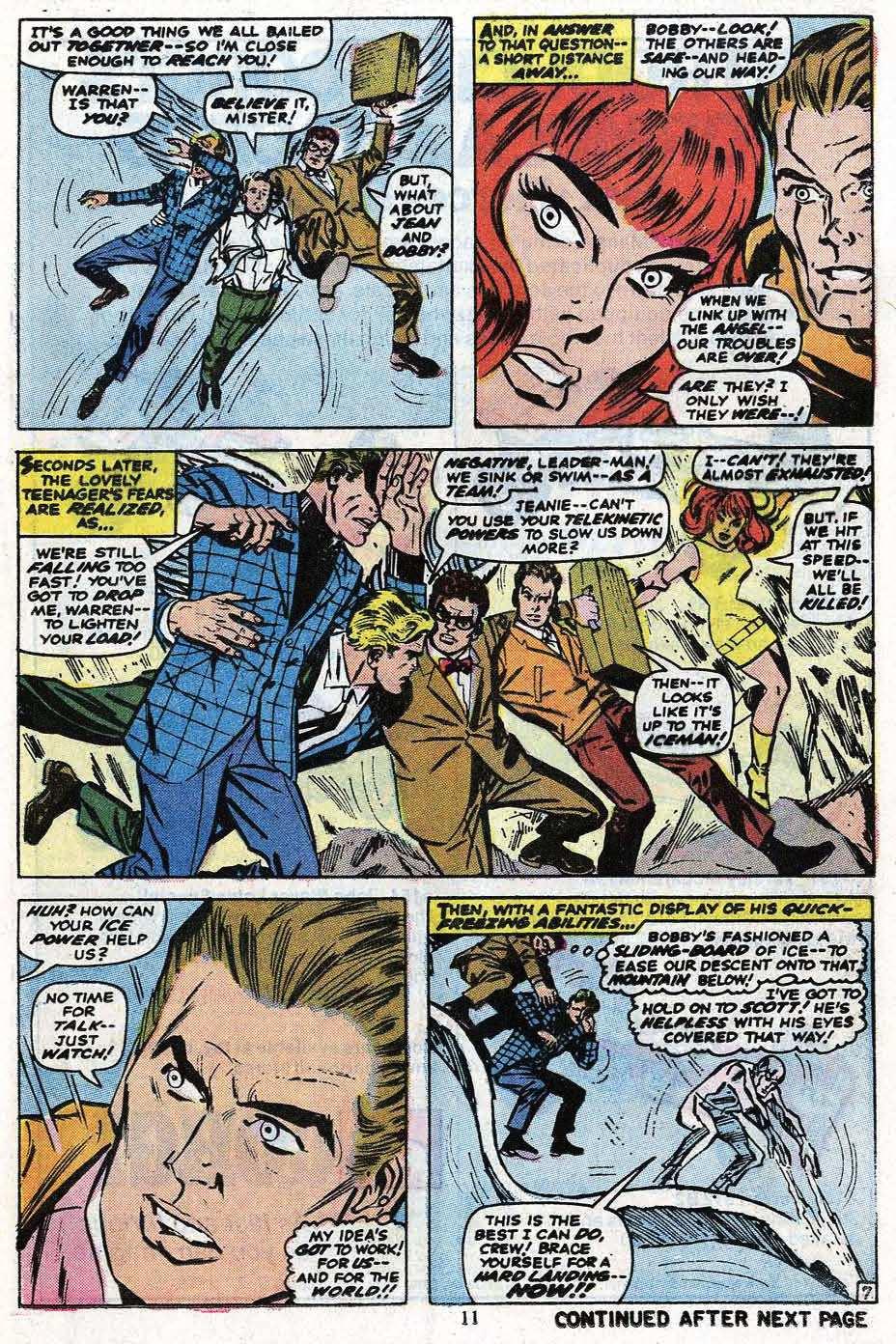 Read online Uncanny X-Men (1963) comic -  Issue #85 - 13