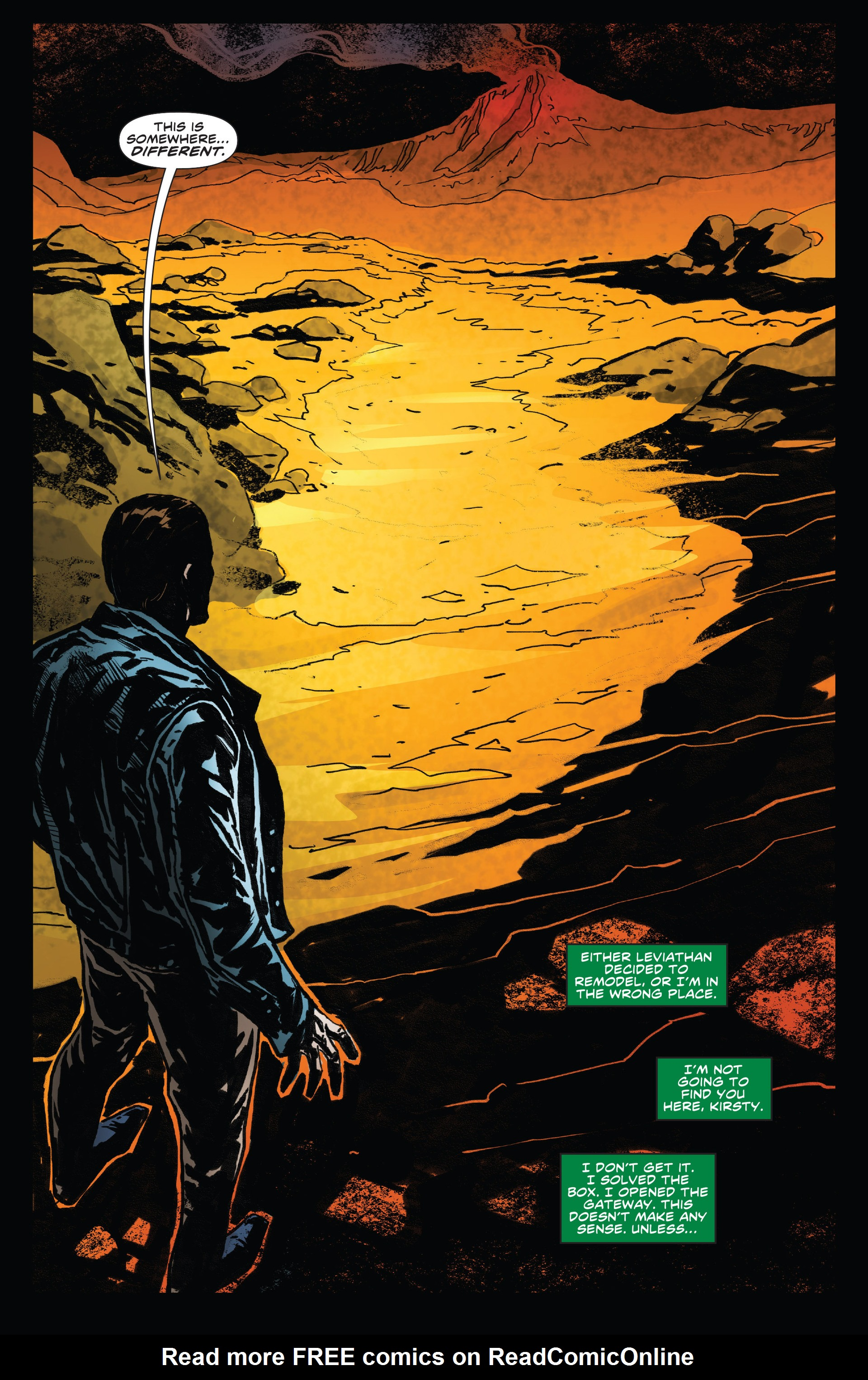 Read online Clive Barker's Hellraiser (2011) comic -  Issue # _Annual 2013 - 20