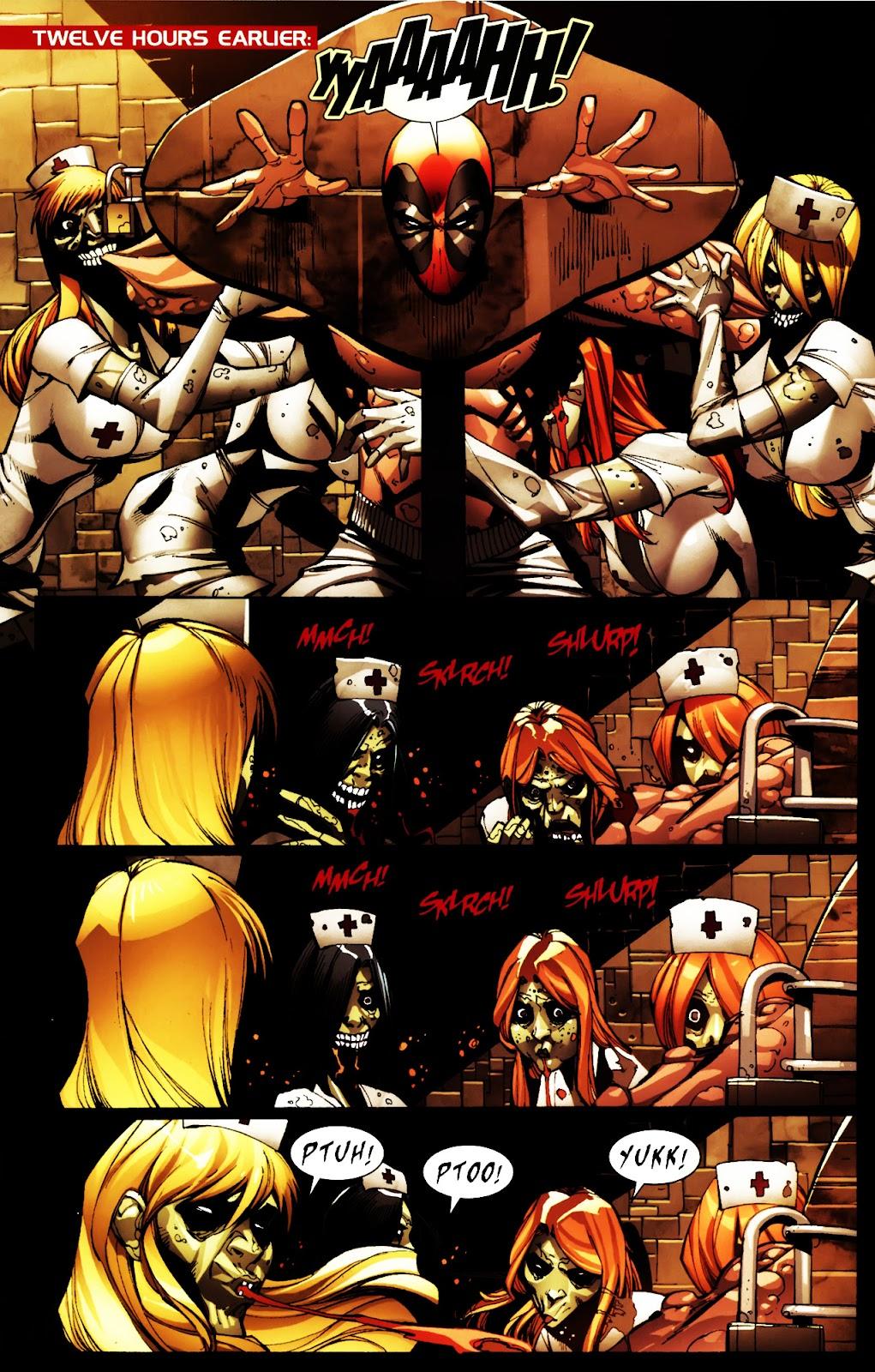 Read online Deadpool (2008) comic -  Issue #5 - 13