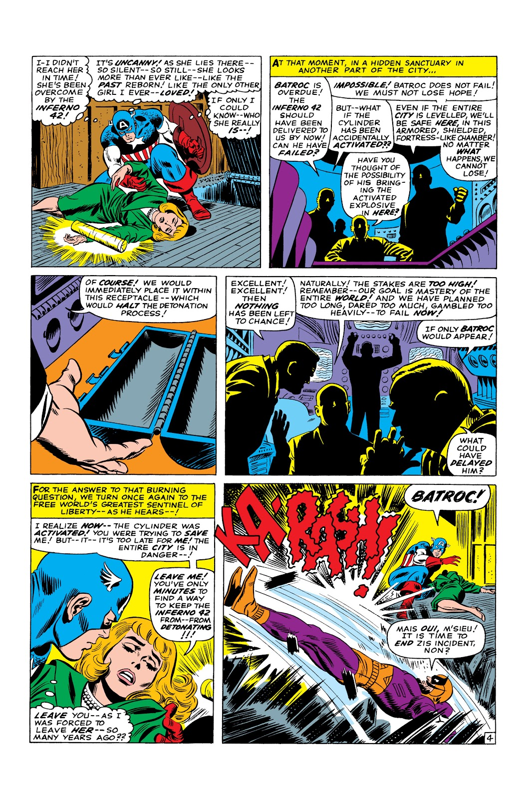Read online Marvel Masterworks: The Invincible Iron Man comic -  Issue # TPB 3 (Part 3) - 49