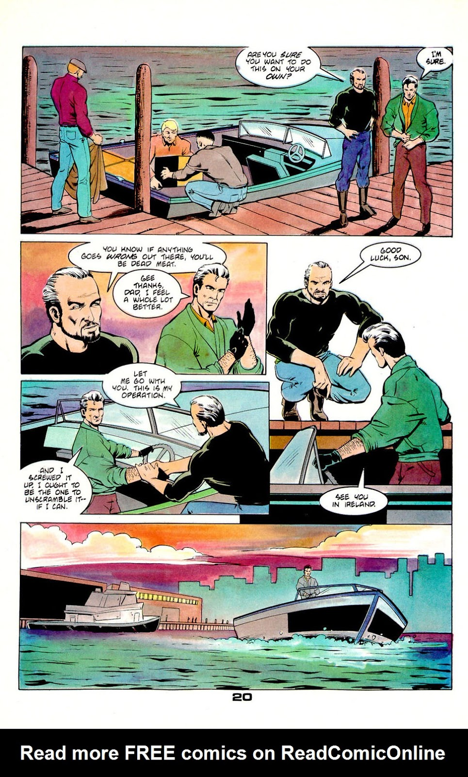 Jon Sable, Freelance issue 56 - Page 21