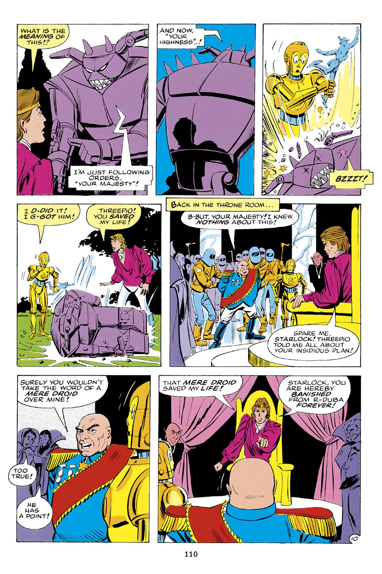 Read online Star Wars Omnibus comic -  Issue # Vol. 23 - 109