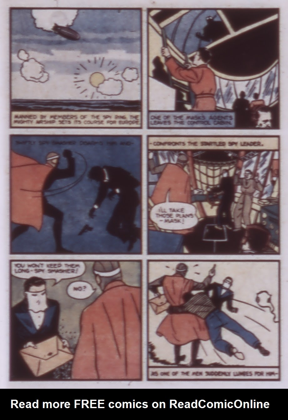 Read online WHIZ Comics comic -  Issue #1 - 39
