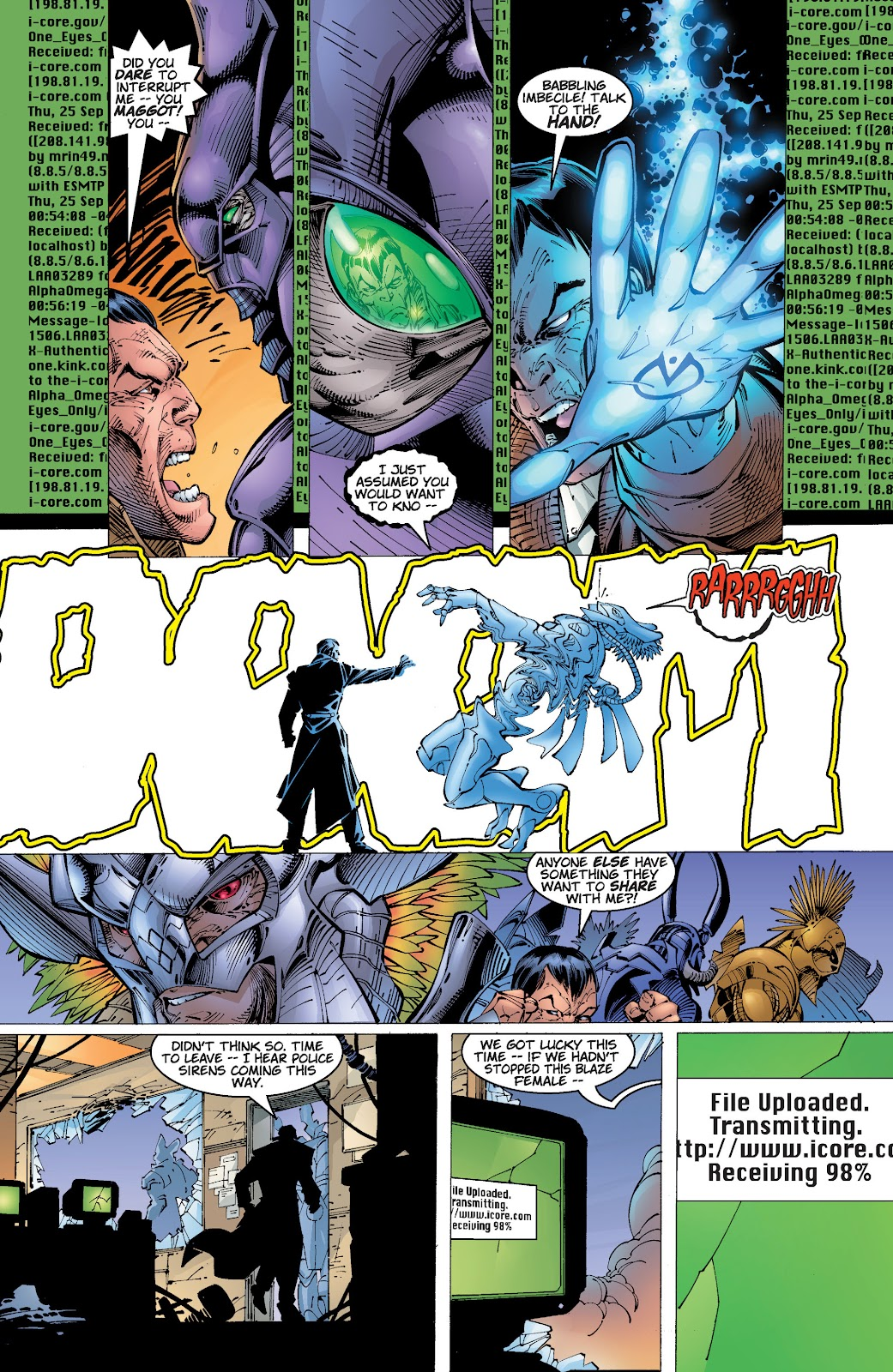 Read online Divine Right comic -  Issue # _TPB The Adventures of Max Faraday (Part 1) - 42